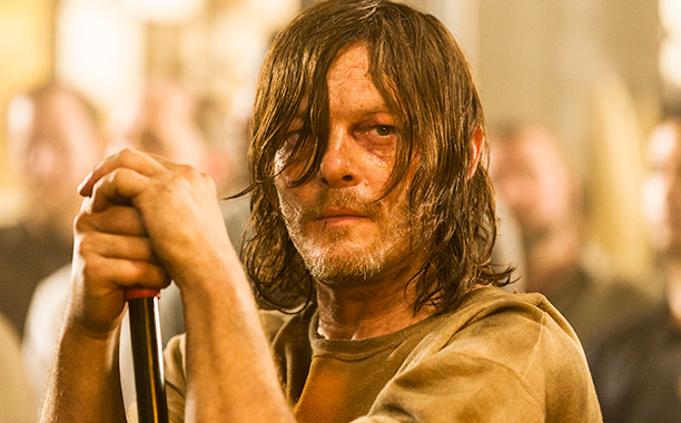 RECAP: 12/4/16: ALL CROPS: The Walking Dead Season: 7 Air Date: 12/04/2016 Description: Norman Reedus as Daryl Dixon - The Walking Dead _ Season 7, Episode 7 - Photo Credit: Gene Page/AMC