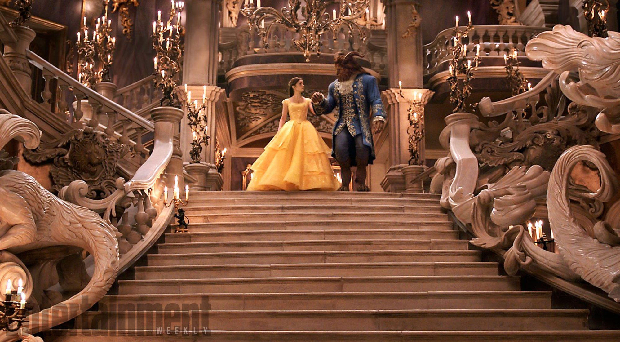 Disney's Beauty and the Beast: New photos