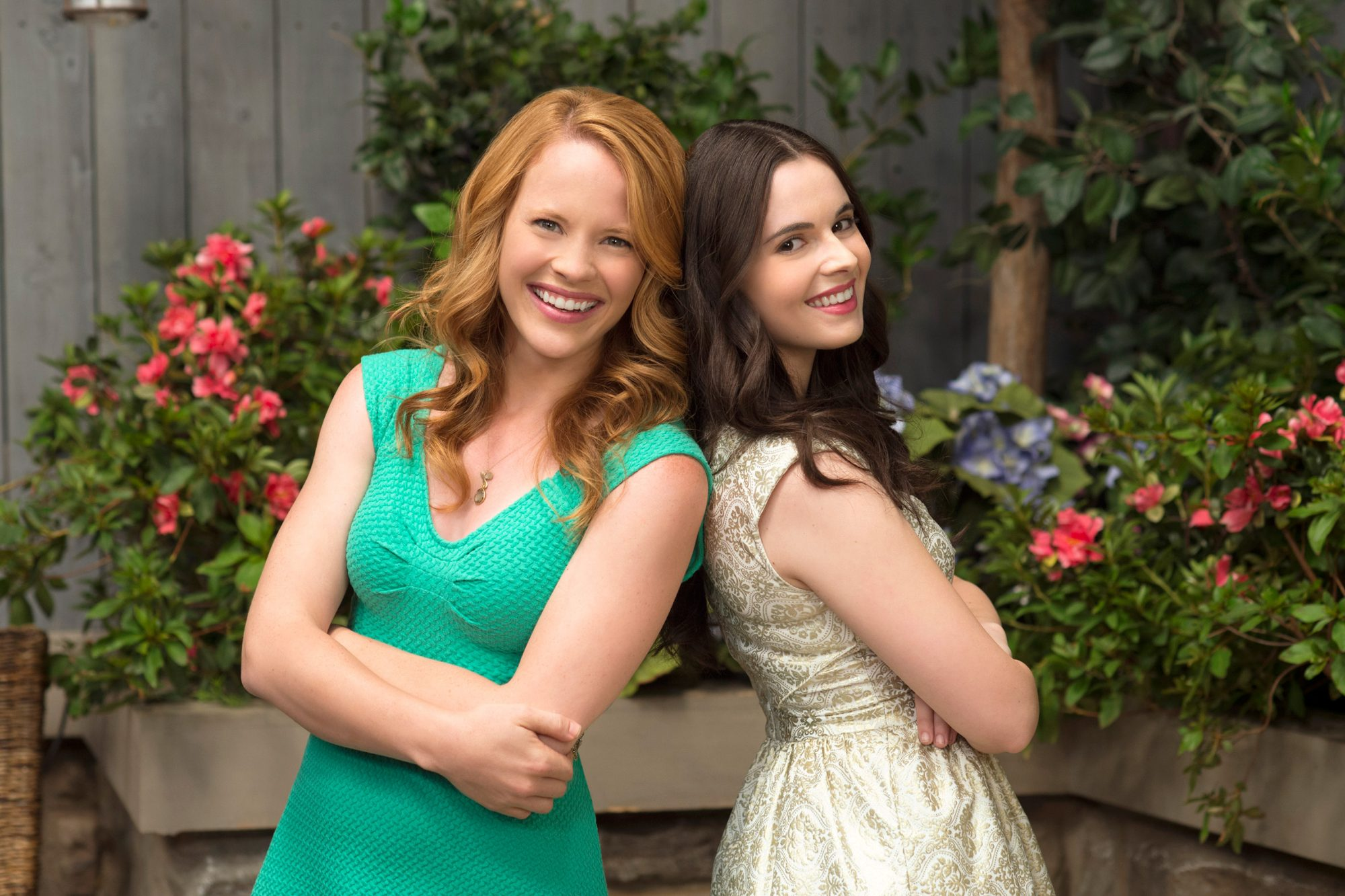 Bay and Daphne (Switched at Birth)