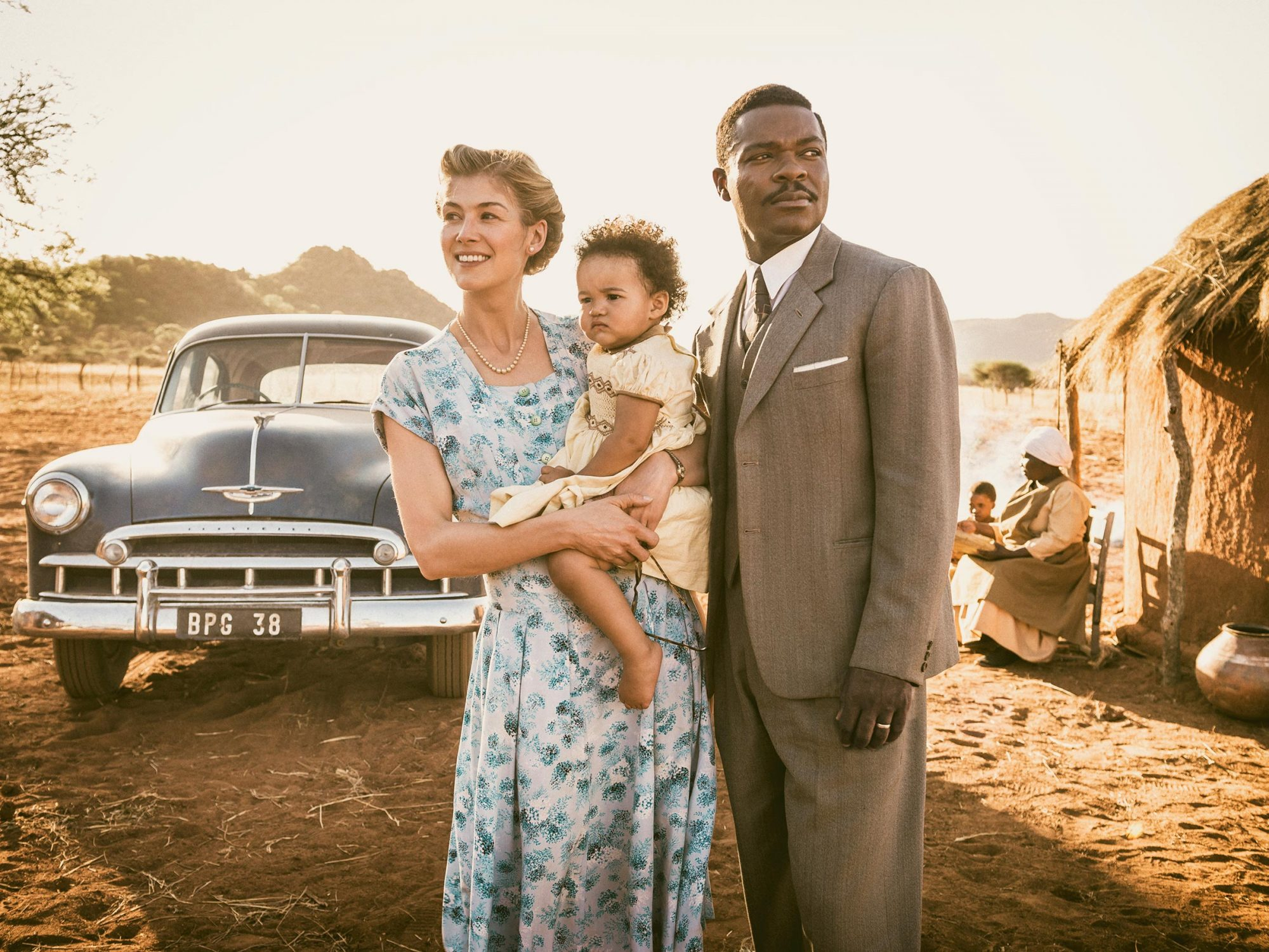 A United Kingdom (Amma Asante)