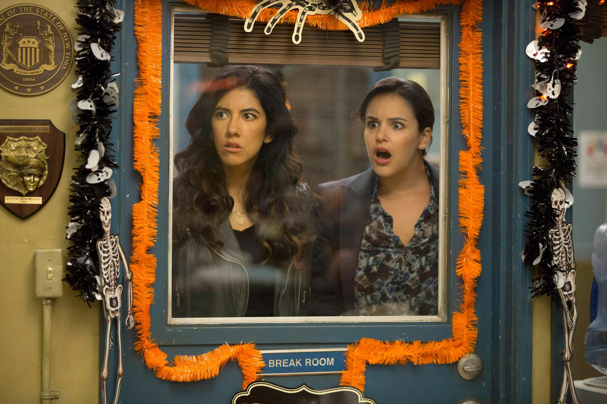 Amy and Rosa (Brooklyn Nine-Nine)