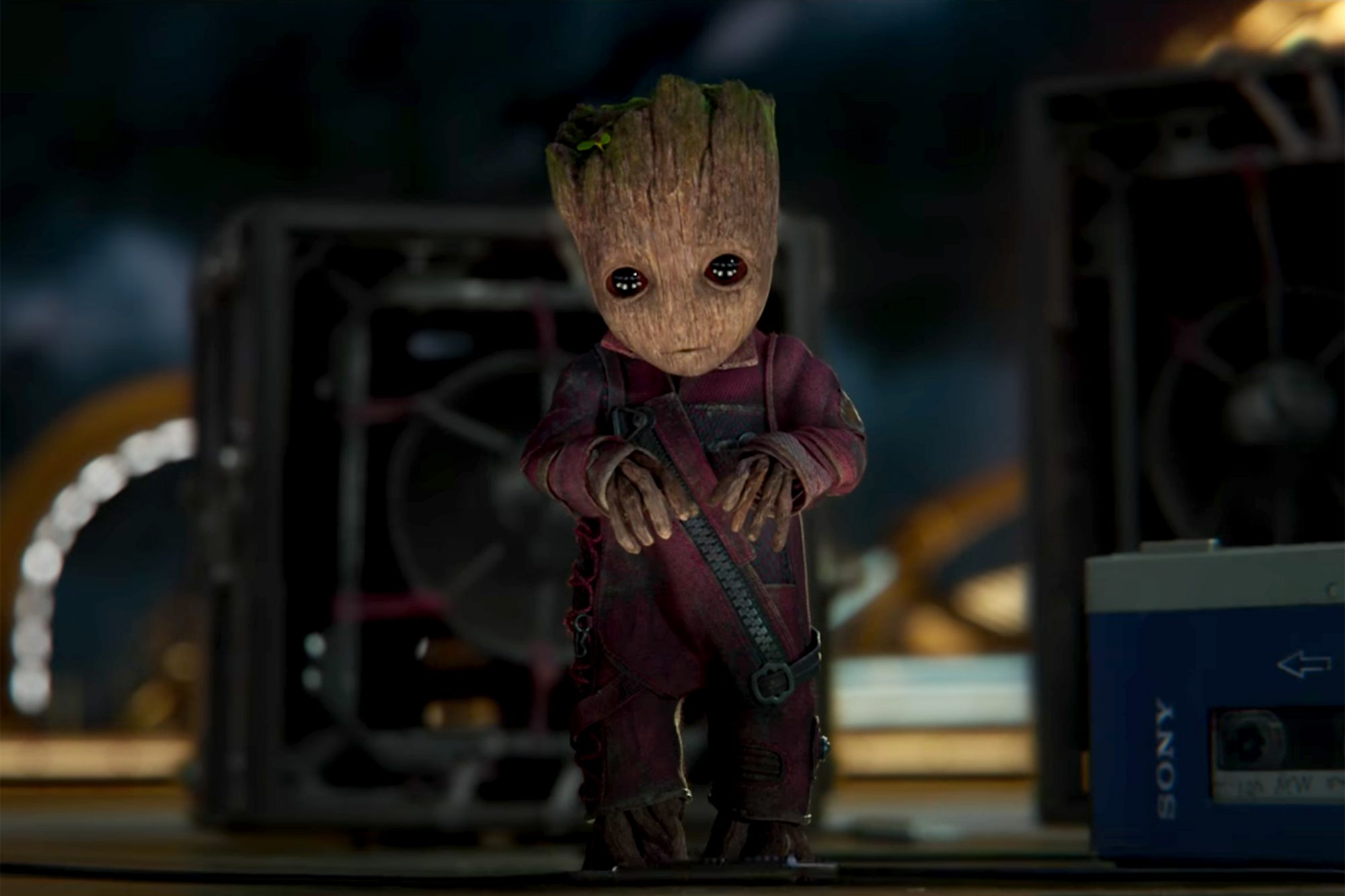 Guardians of the Galaxy Vol. 2 teaser