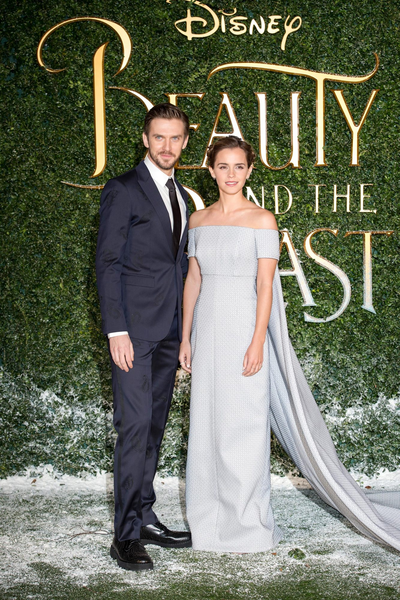 Beauty And The Beast London Premiere Red Carpet Arrivals Ew Com