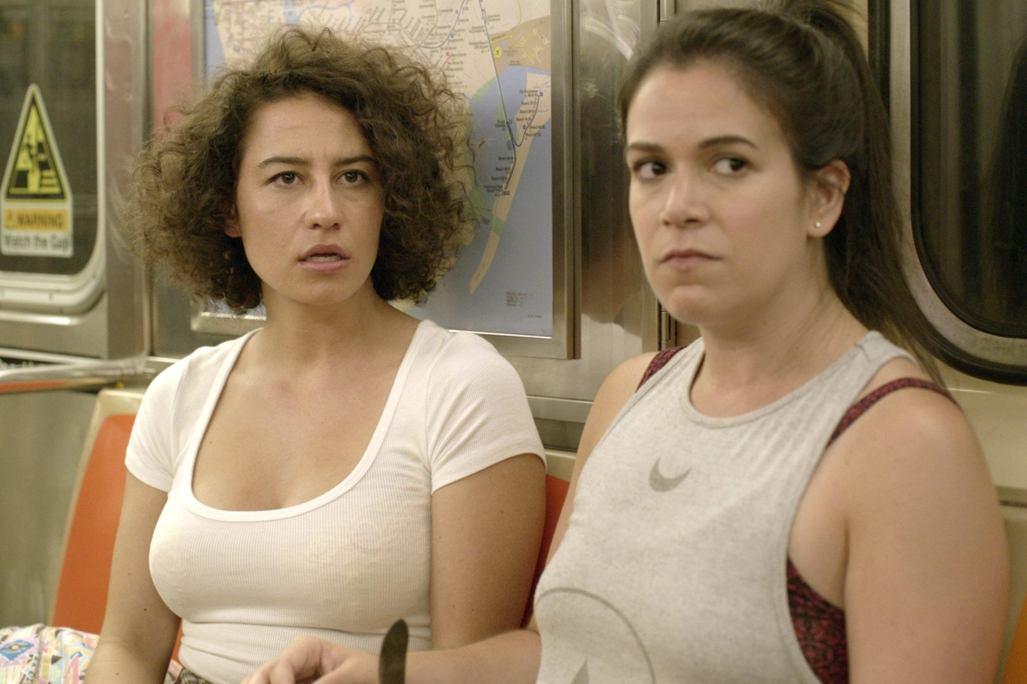 Abbi and Ilana (Broad City)