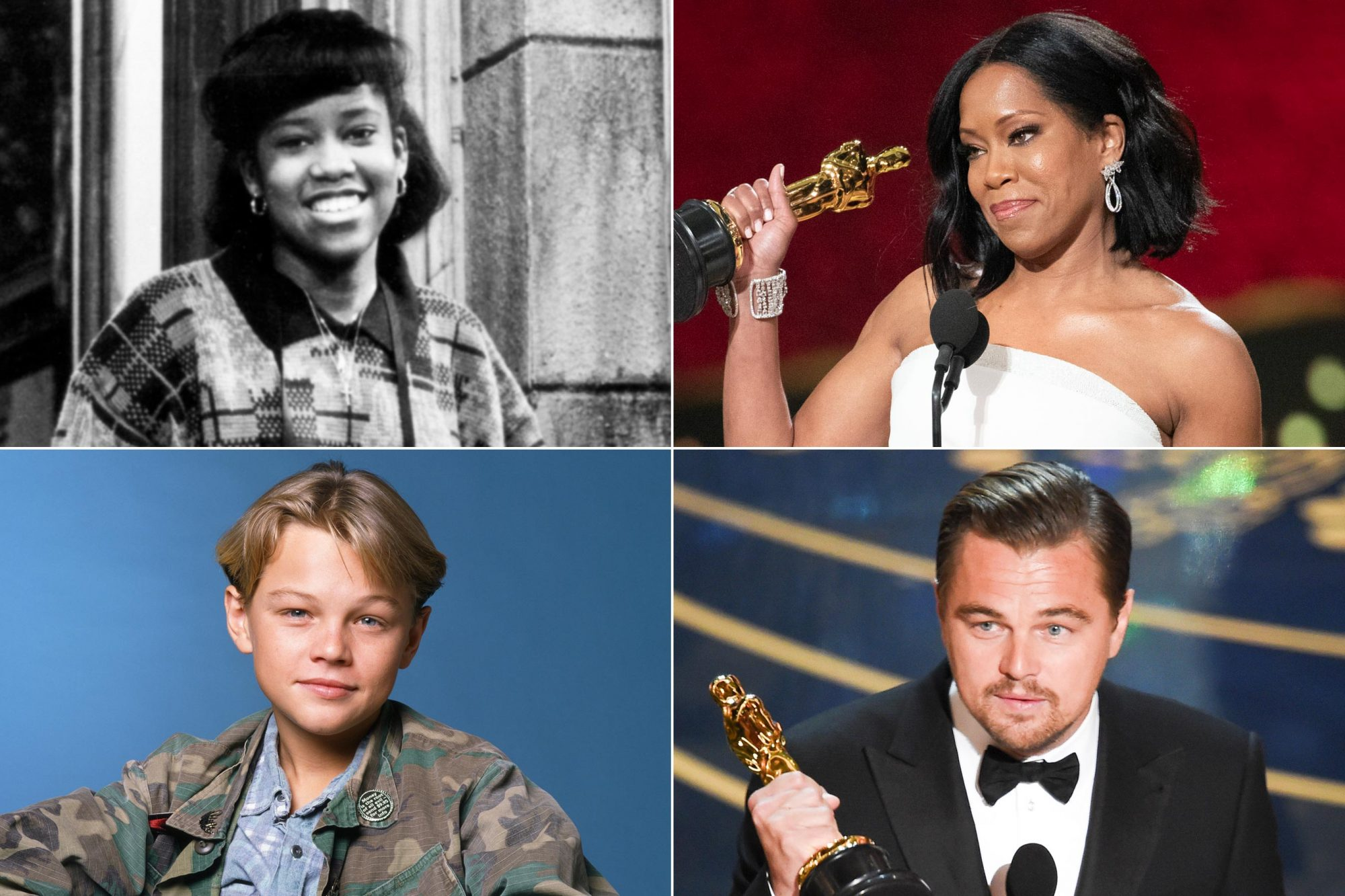 Oscar dreams that started small for these stars
