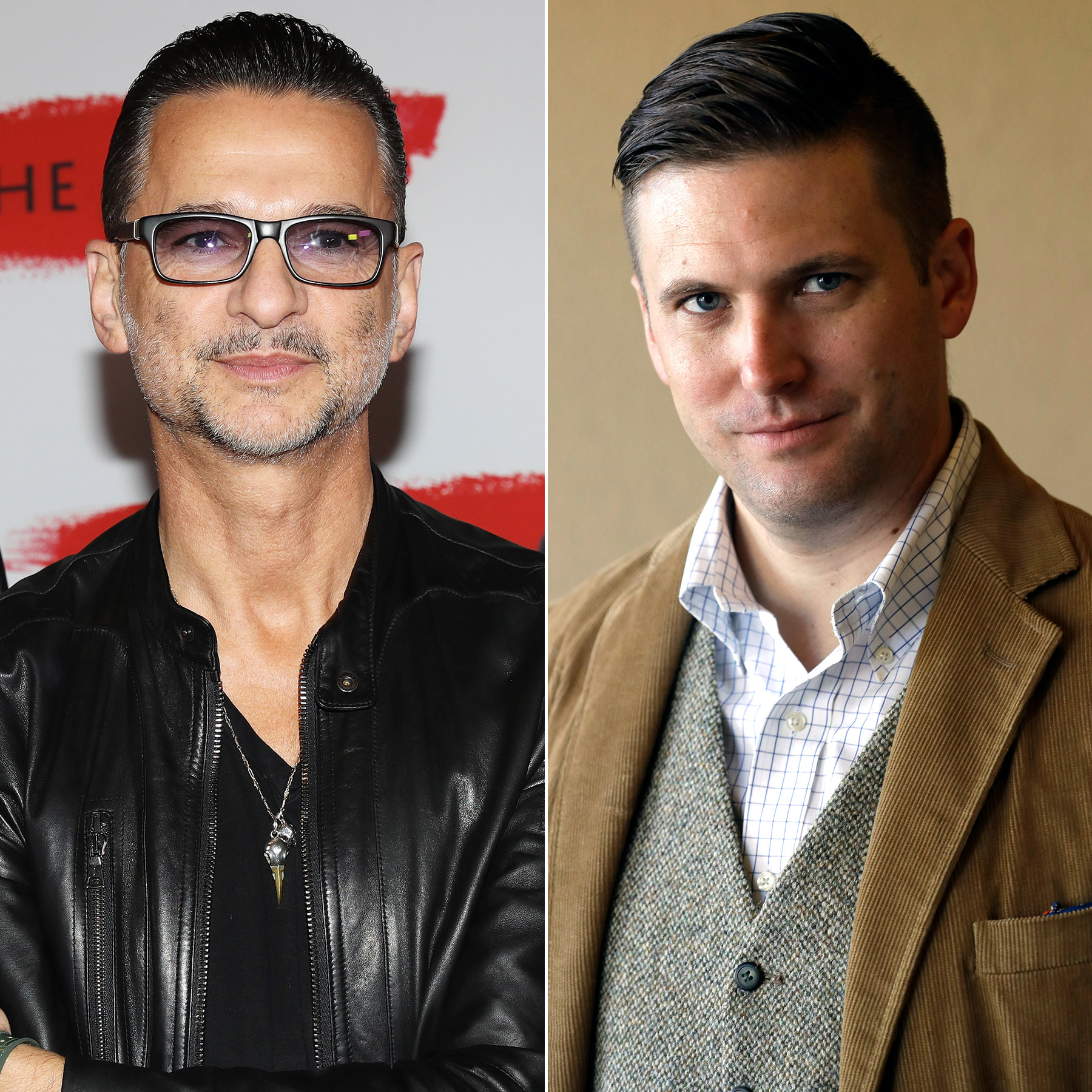 Depeche Mode and Richard Spencer