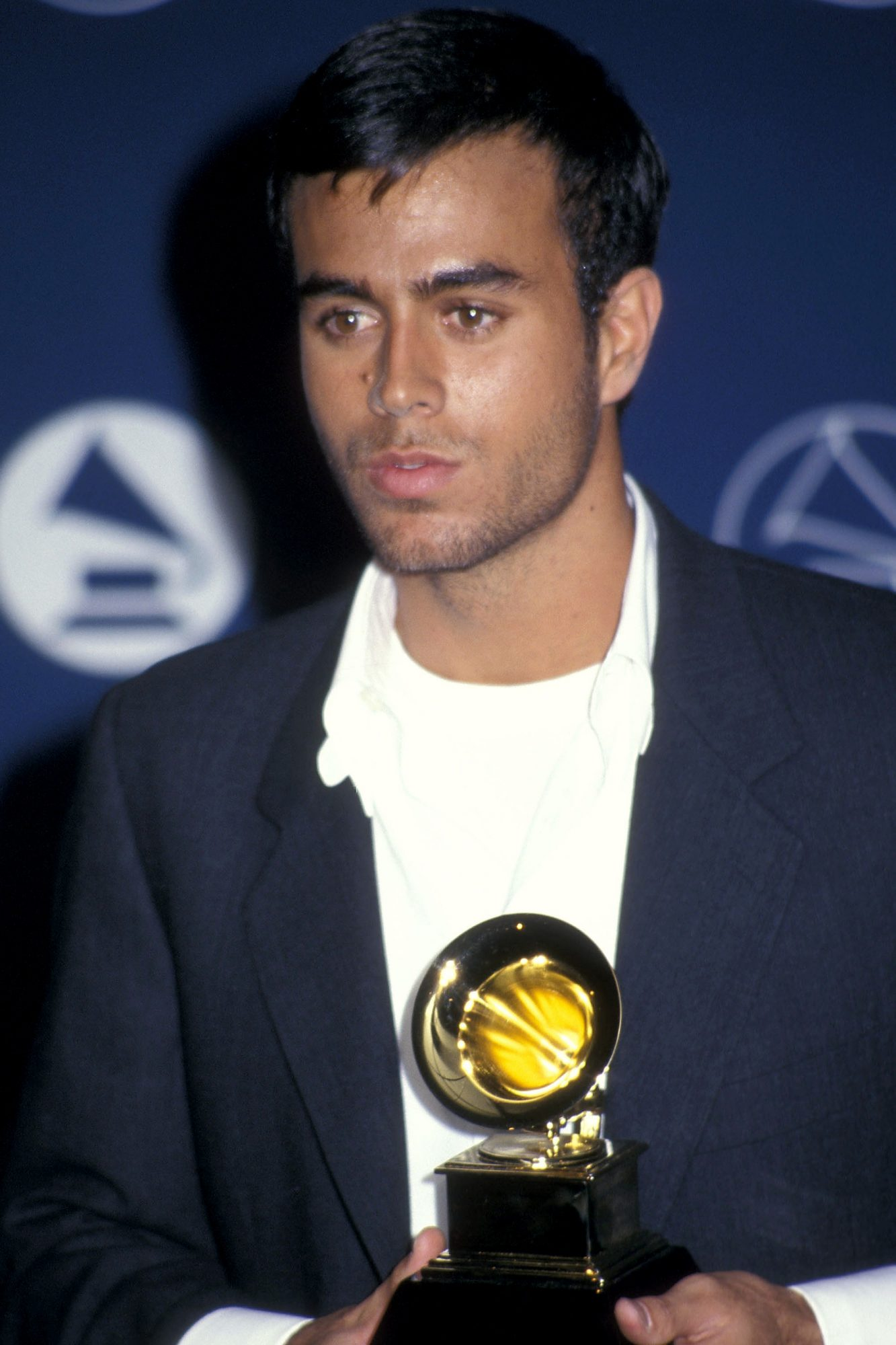 39th Annual Grammy Awards - Press Room
