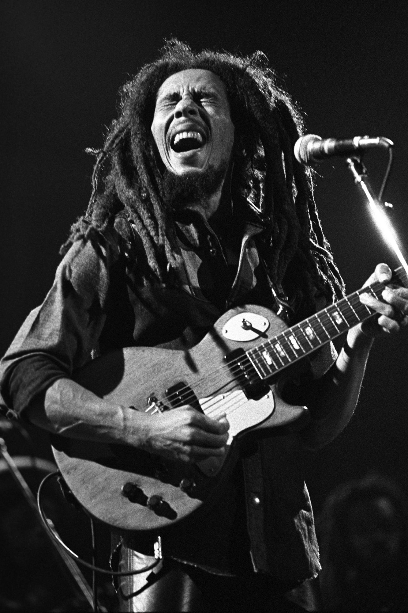 Bob Marley And The Wailers At Uptown Theater