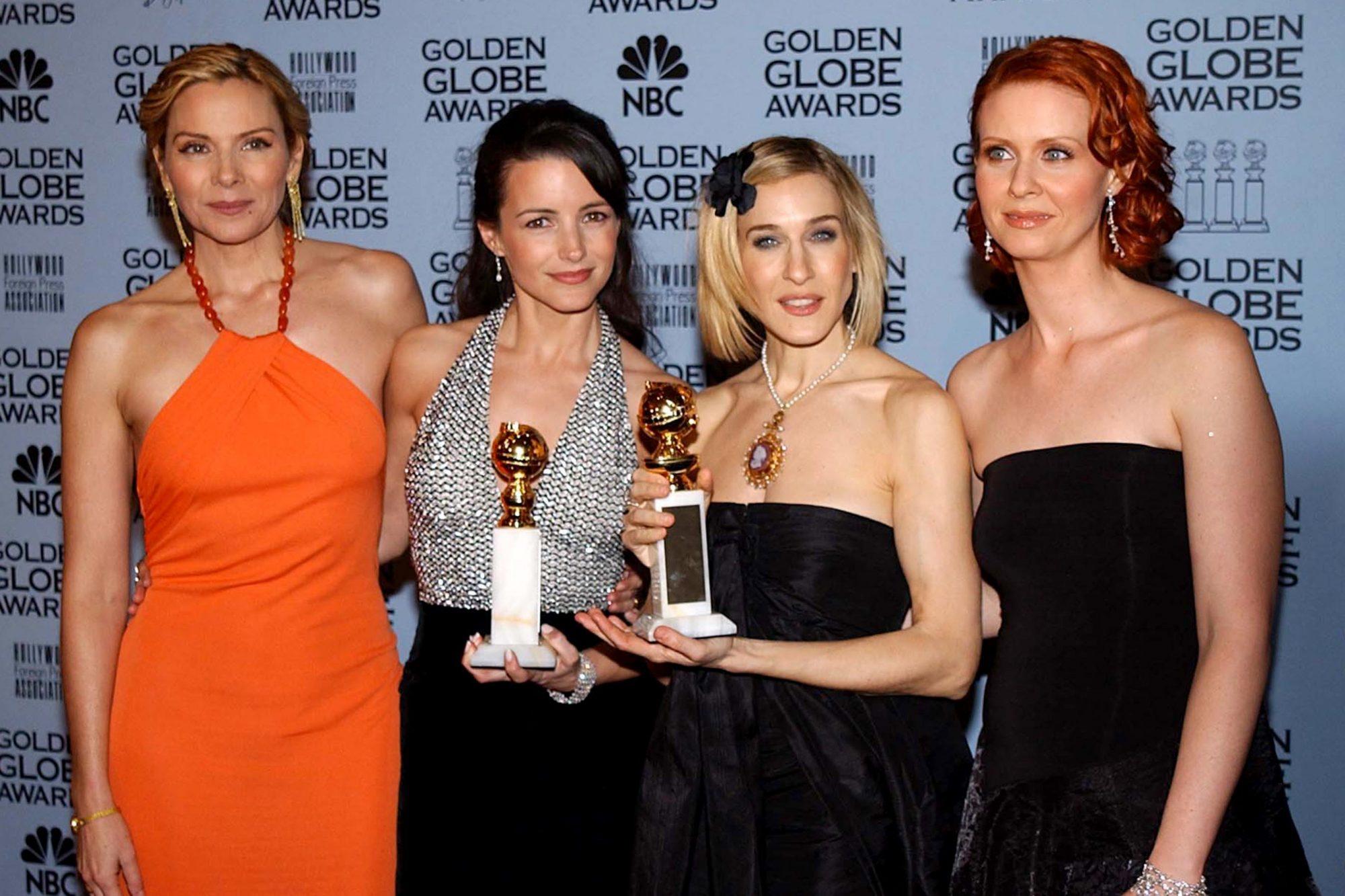 Golden Globes 2001