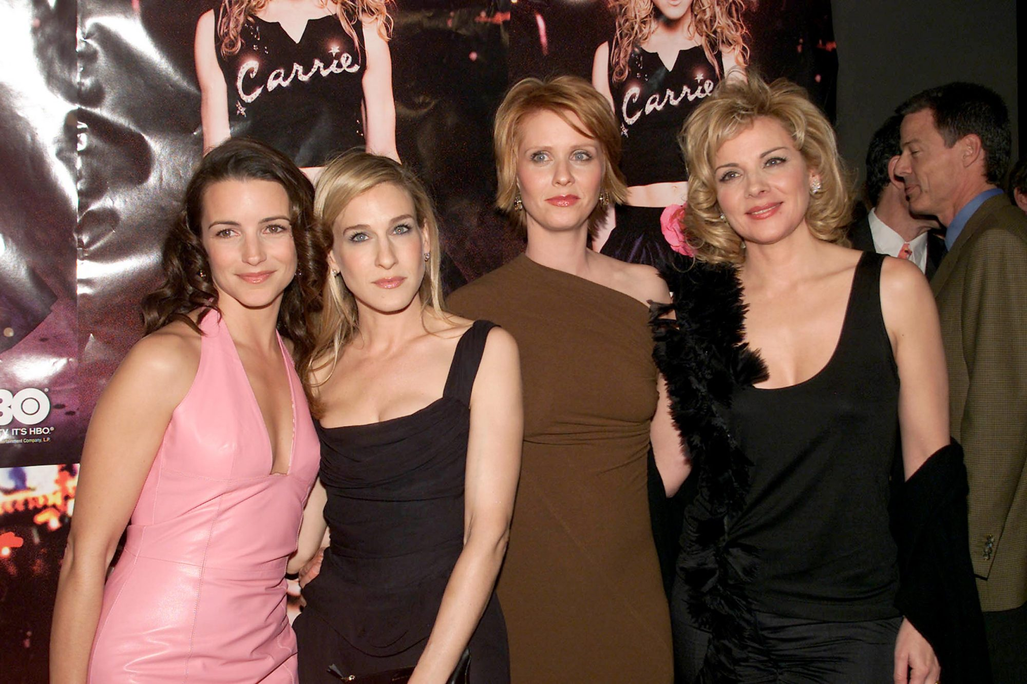 Sex and the City premiere