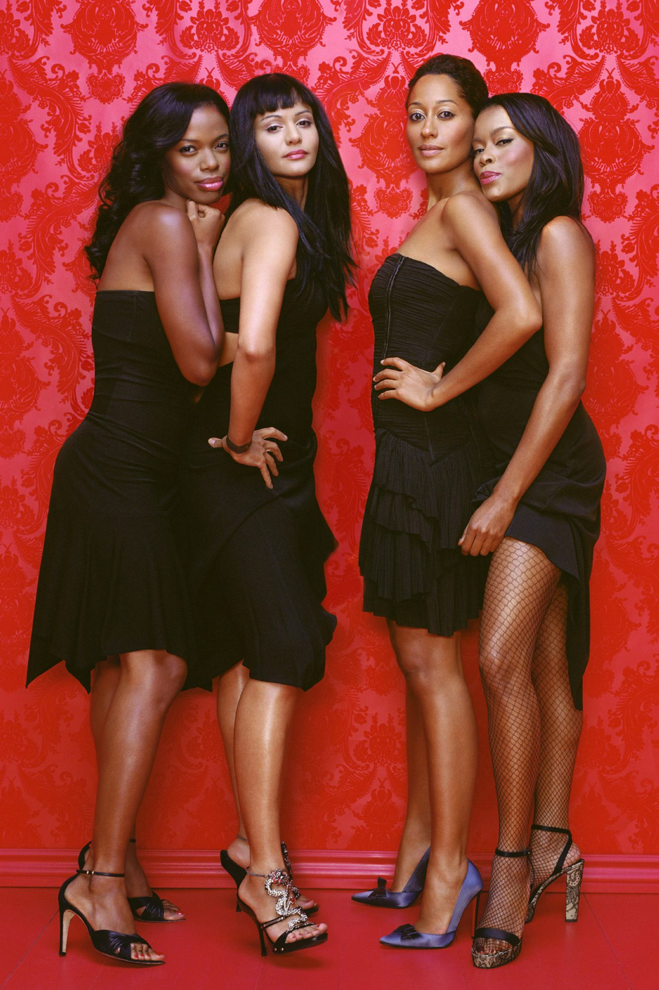 Cast Of 'Girlfriends'