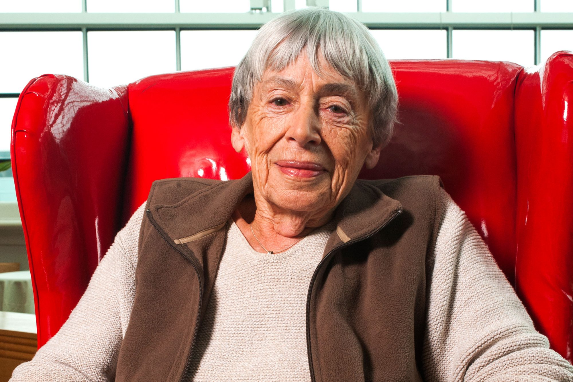 Author Ursula Le Guin