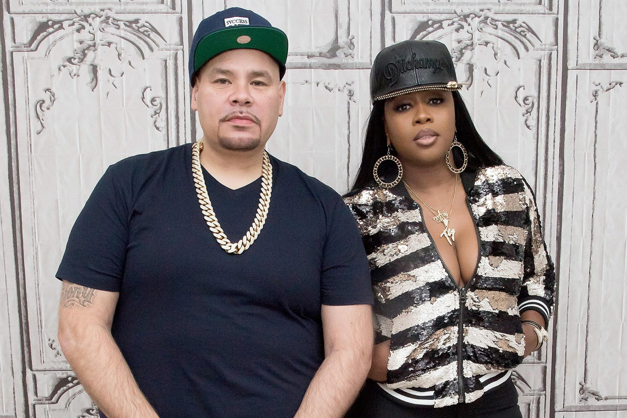 """The Build Series Presents Remy Ma And Fat Joe Discussing Their New Album """"Plata o Plomo"""""""