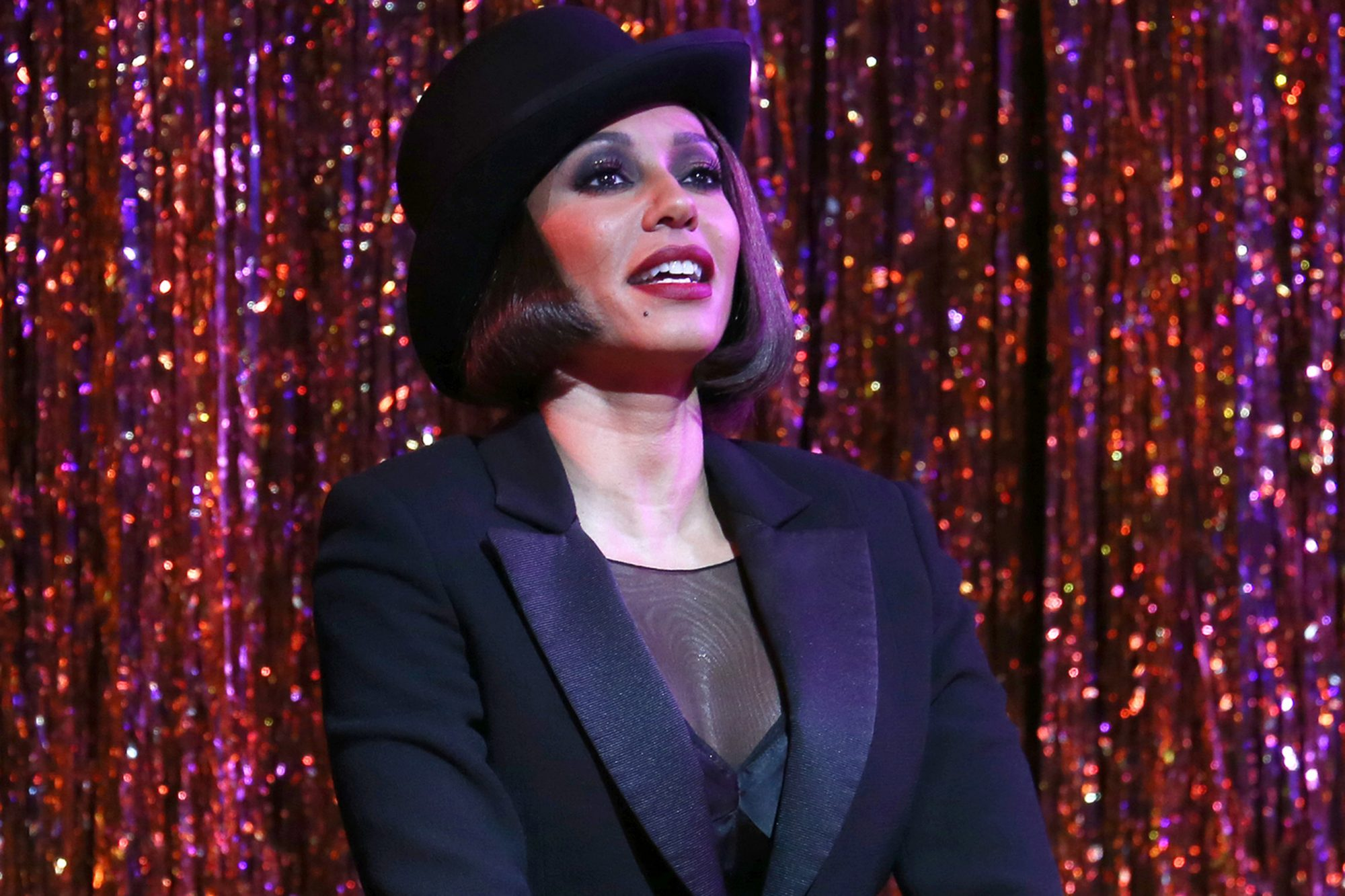 """Broadway's """"Chicago"""" Celebrates Mel B Joining The Cast - Curtain Call"""