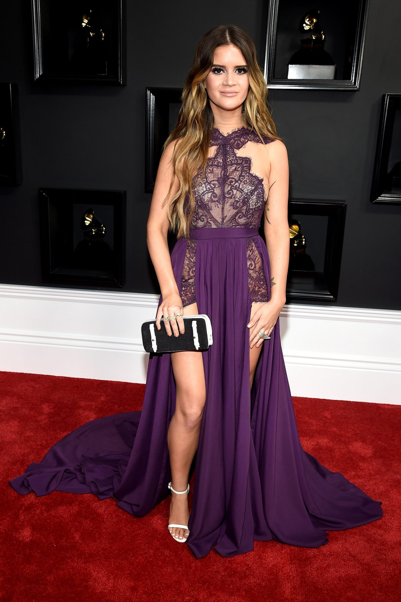 59th GRAMMY Awards -  Red Carpet