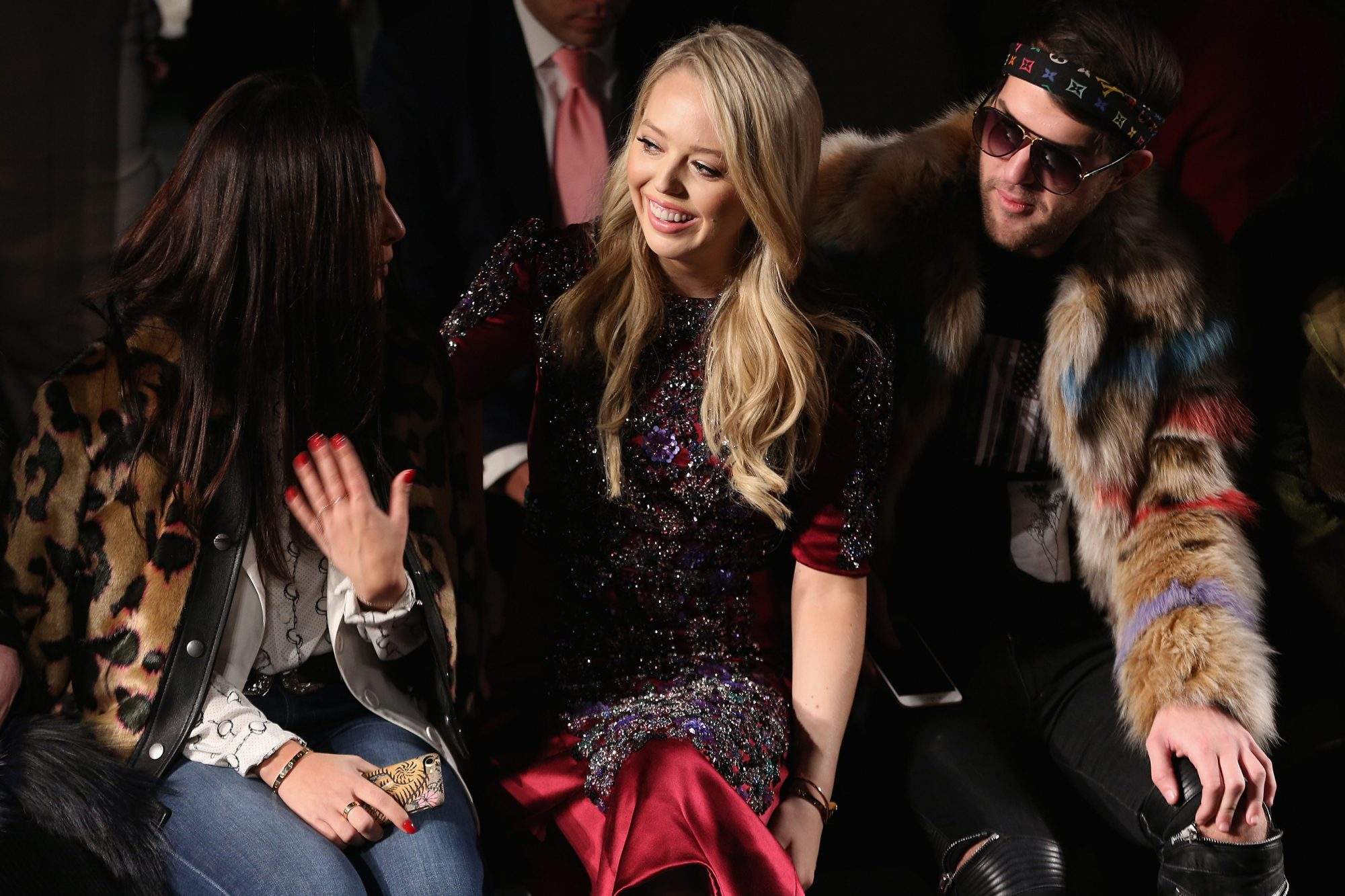 Dennis Basso - Front Row - February 2017 - New York Fashion Week: The Shows