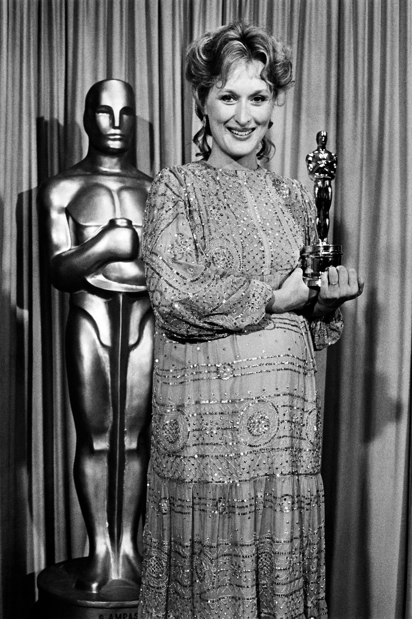 Meryl Streep Win Academy Award