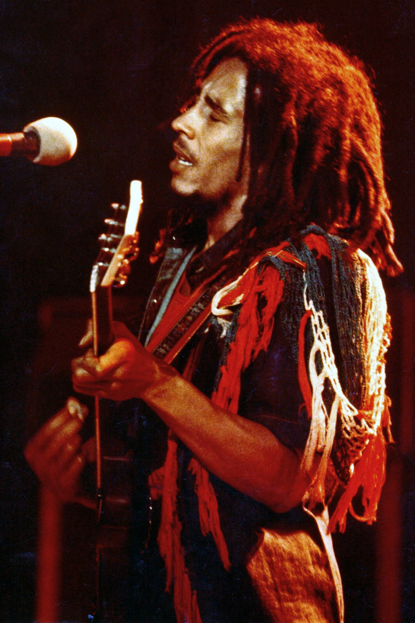 Photo of Bob Marley