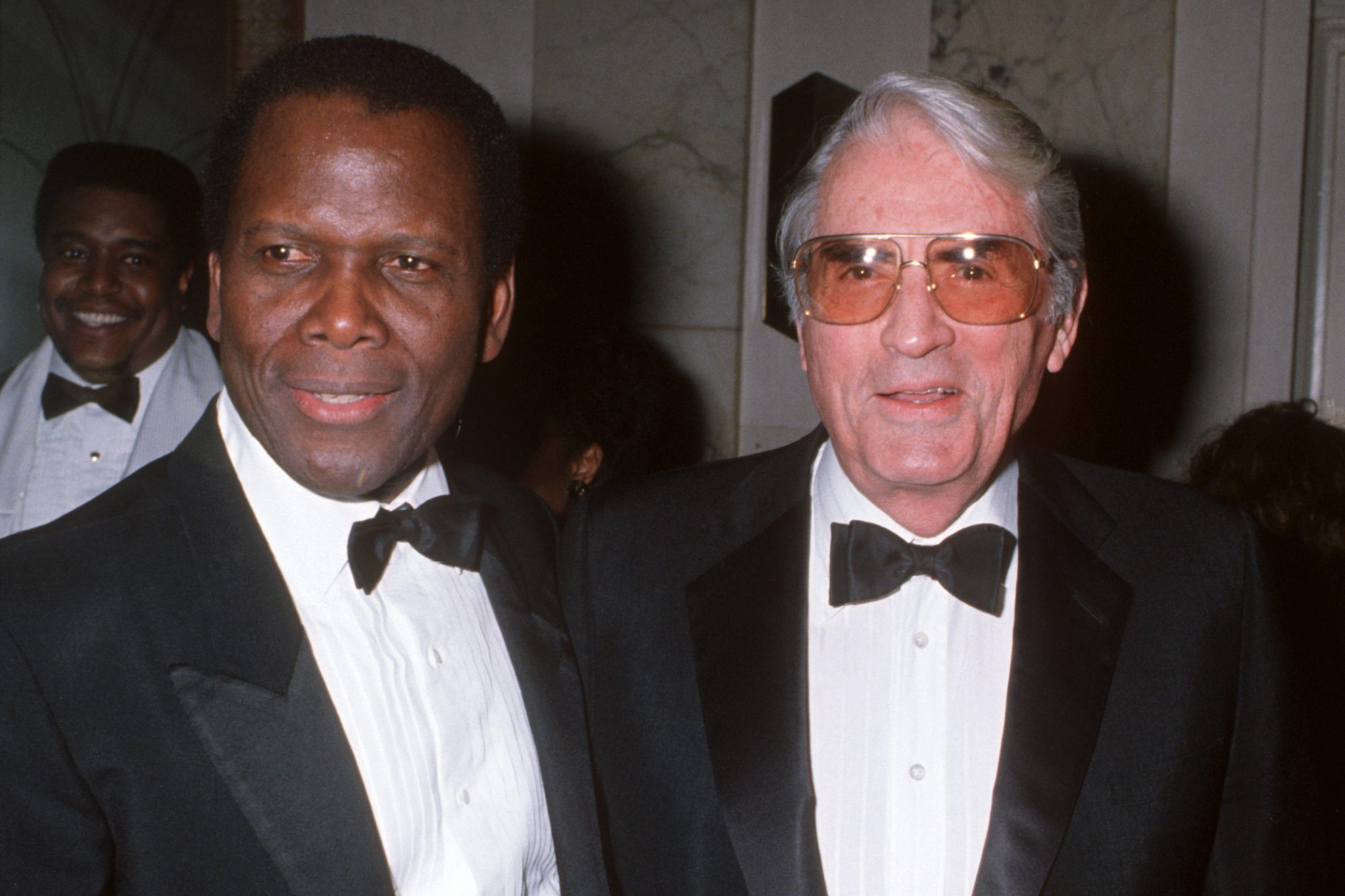 The American Museum of the Moving Image Tribute to Sidney Poitier