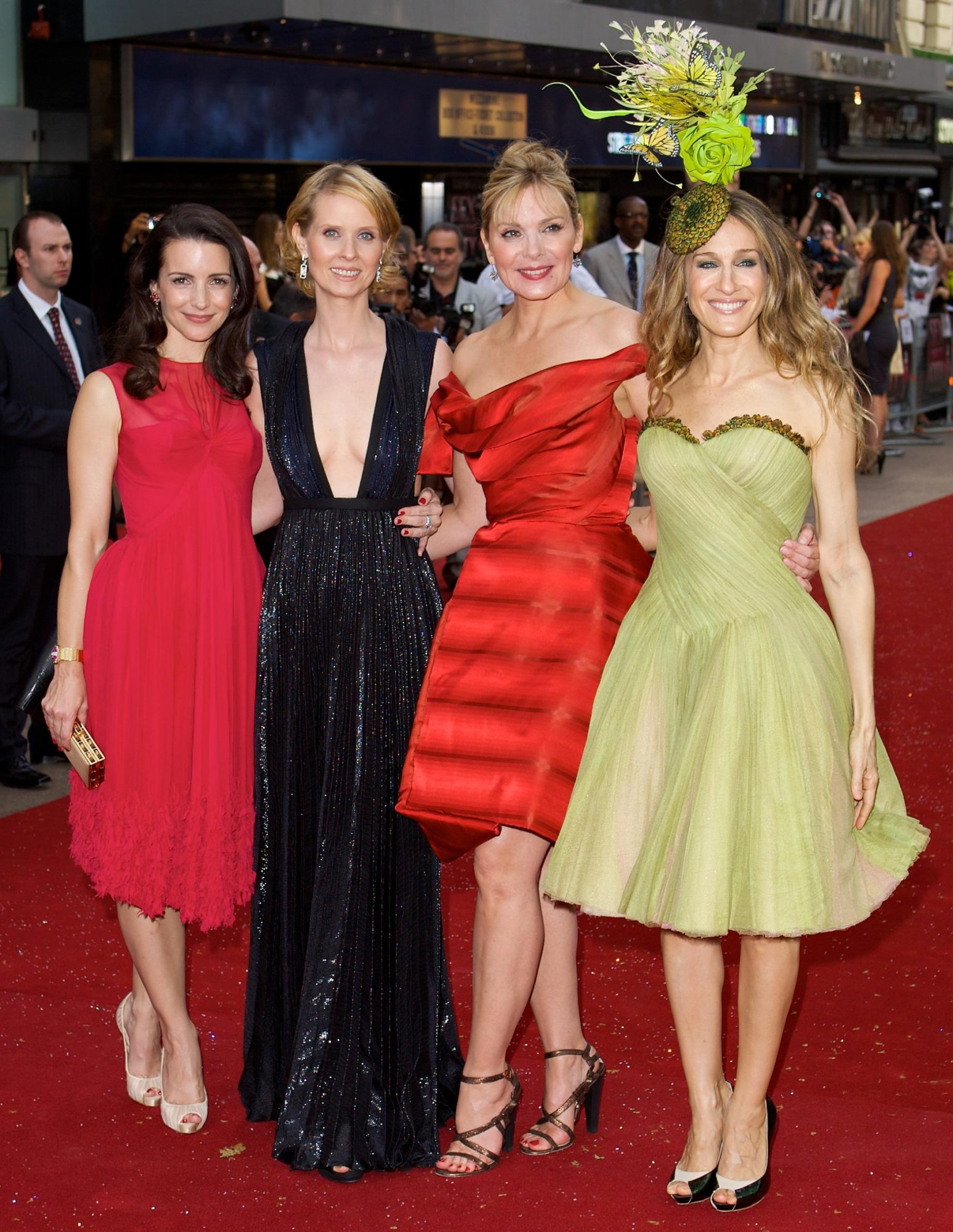 Sex And The City World Premiere