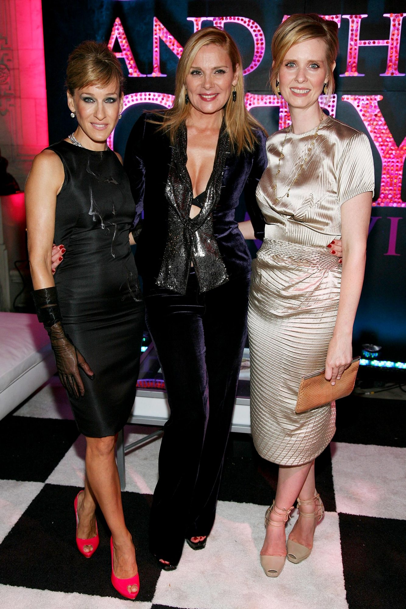 """DVD Launch Celebration For """"Sex And The City: The Movie"""" - Inside"""