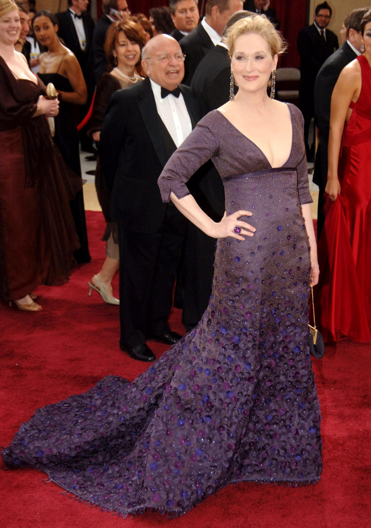 The 78th Annual Academy Awards ? Red Carpet