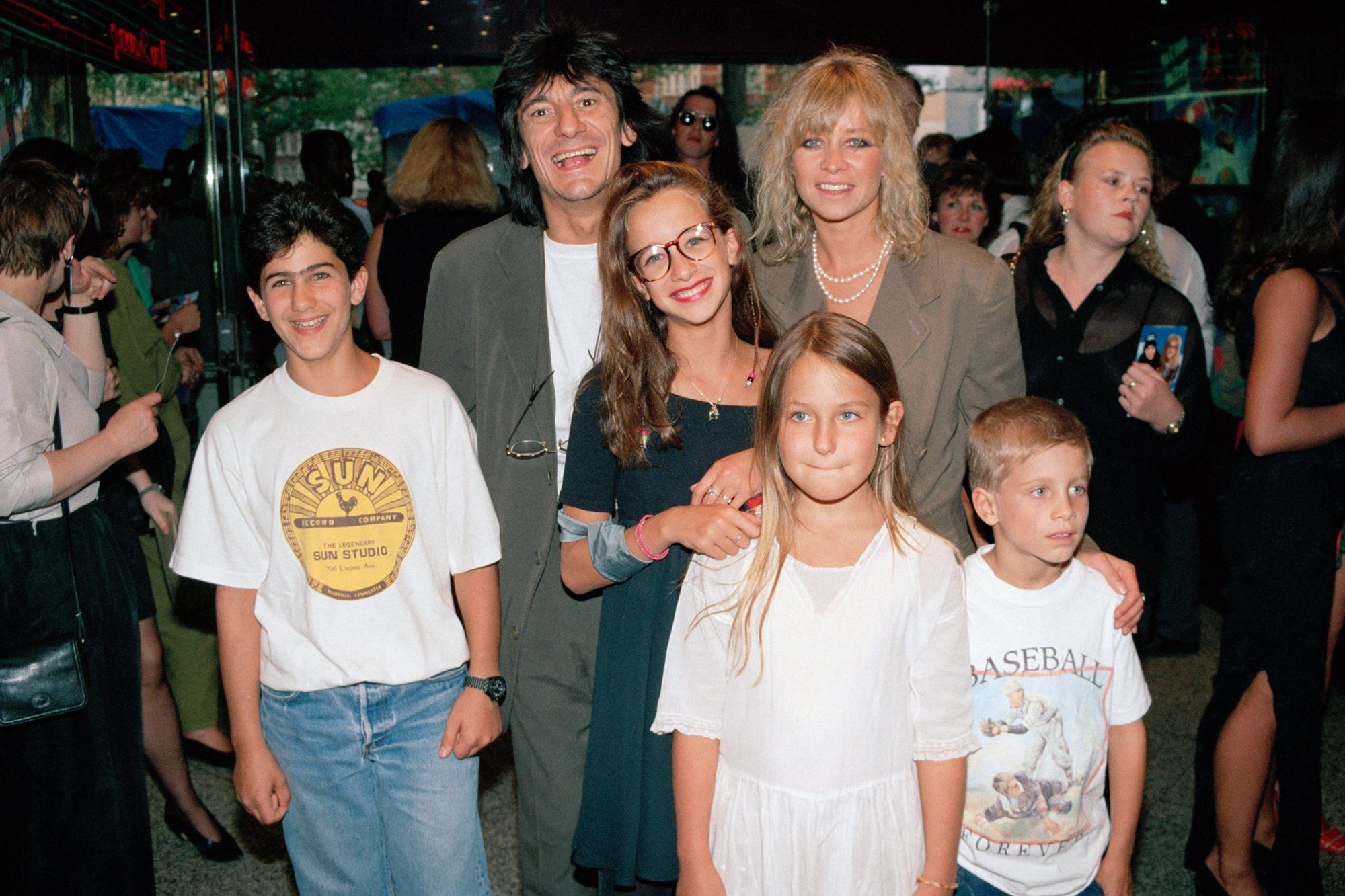 Wayne's World Premiere