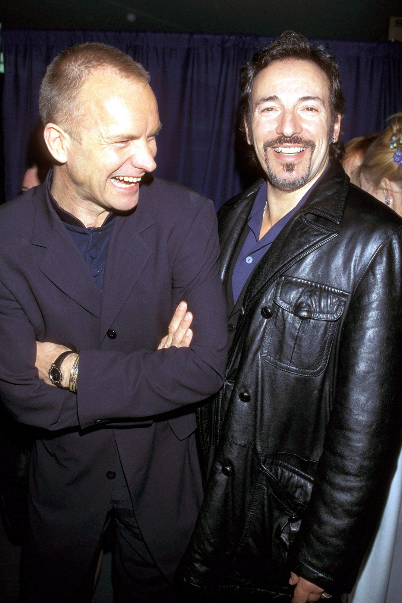 Bruce Springsteen File Photos