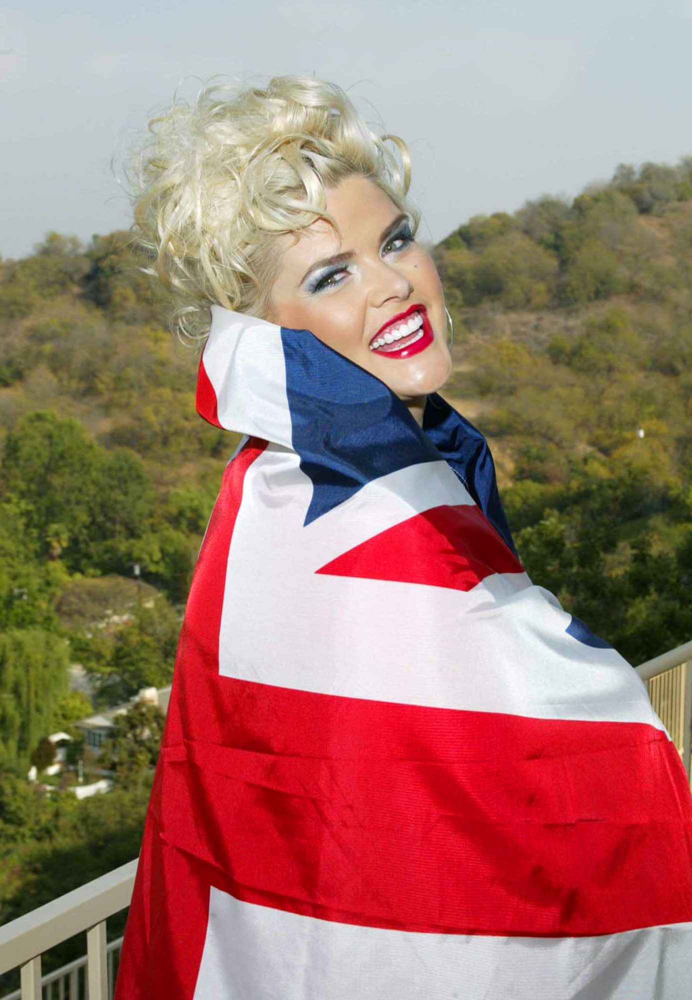 At Home With Anna Nicole Smith
