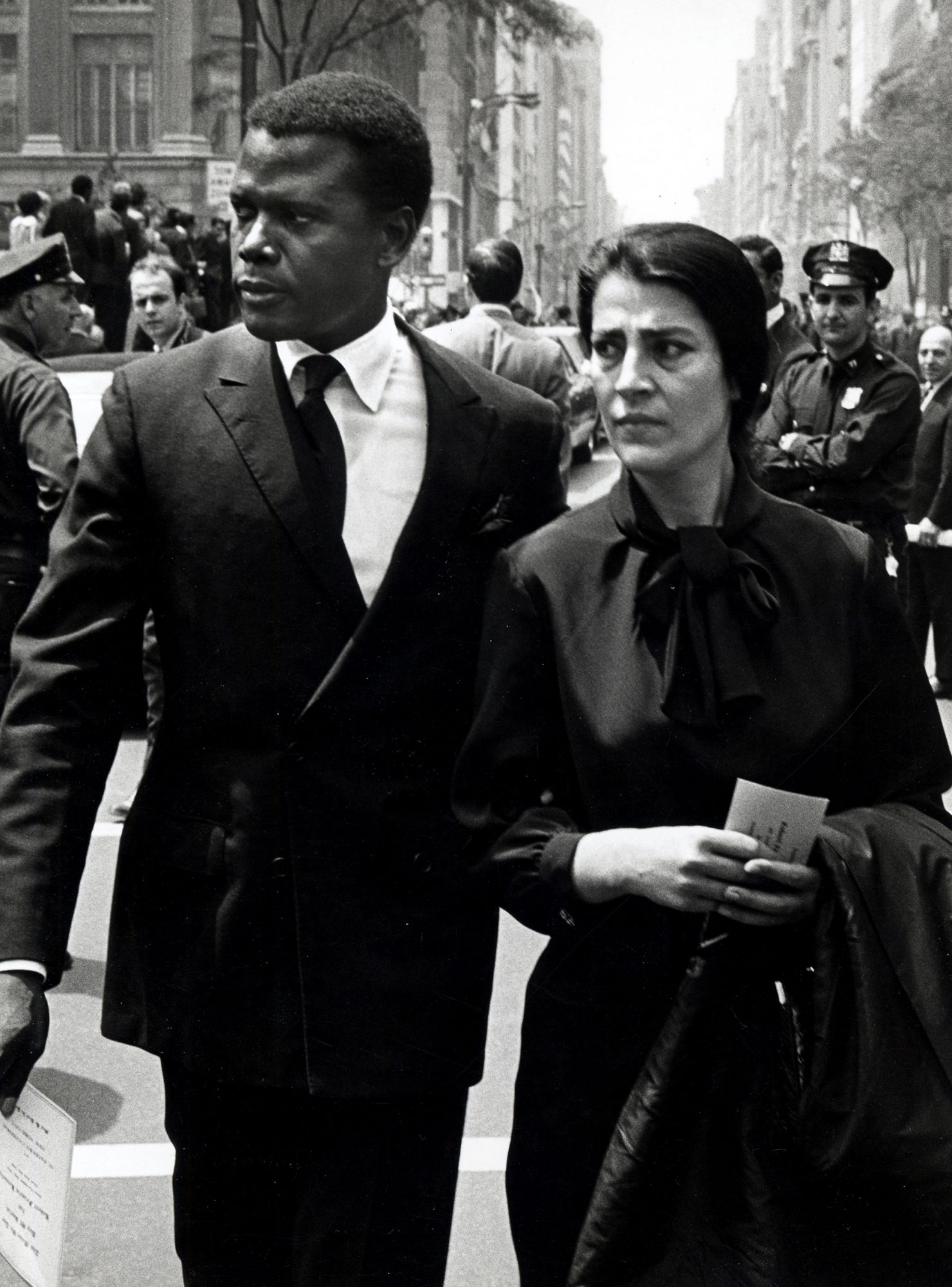 Robert F. Kennedy's Funeral, June 1968