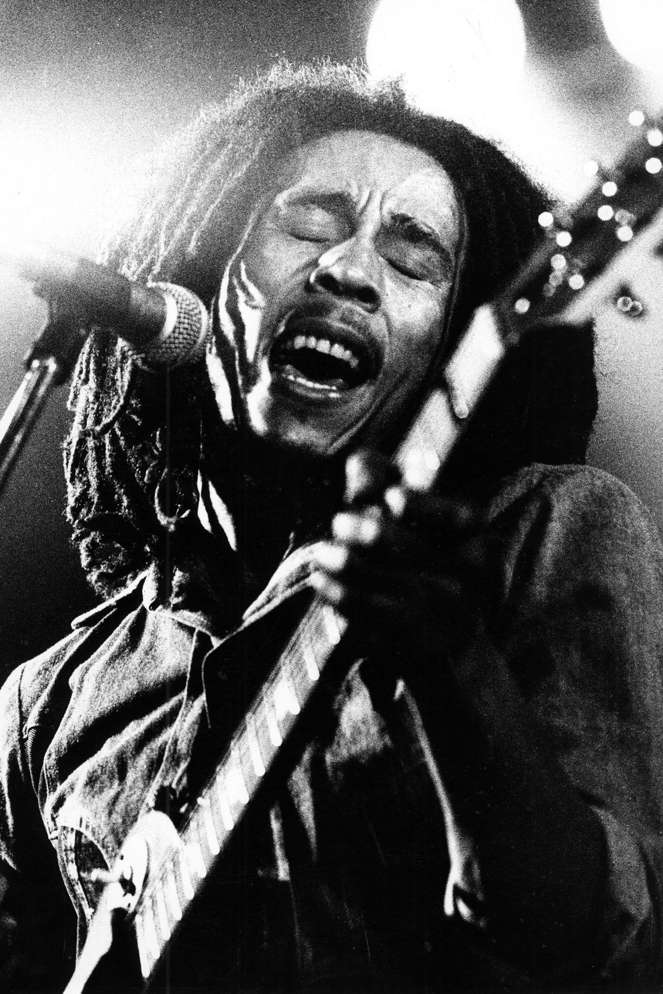 Bob Marley And The Wailers Live In The Hague