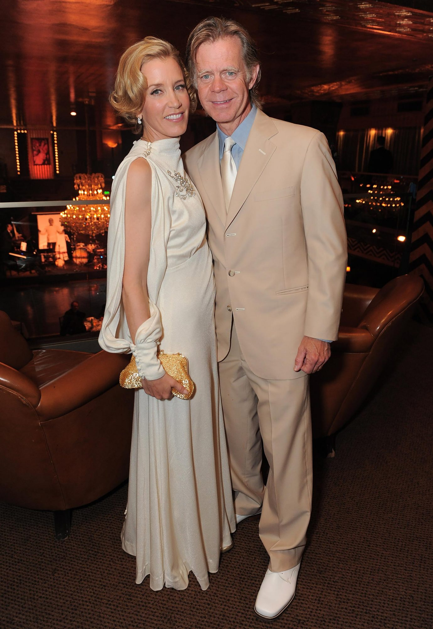 A Diamond Is Forever and Vanity Fair Host An Evening with Felicity Huffman