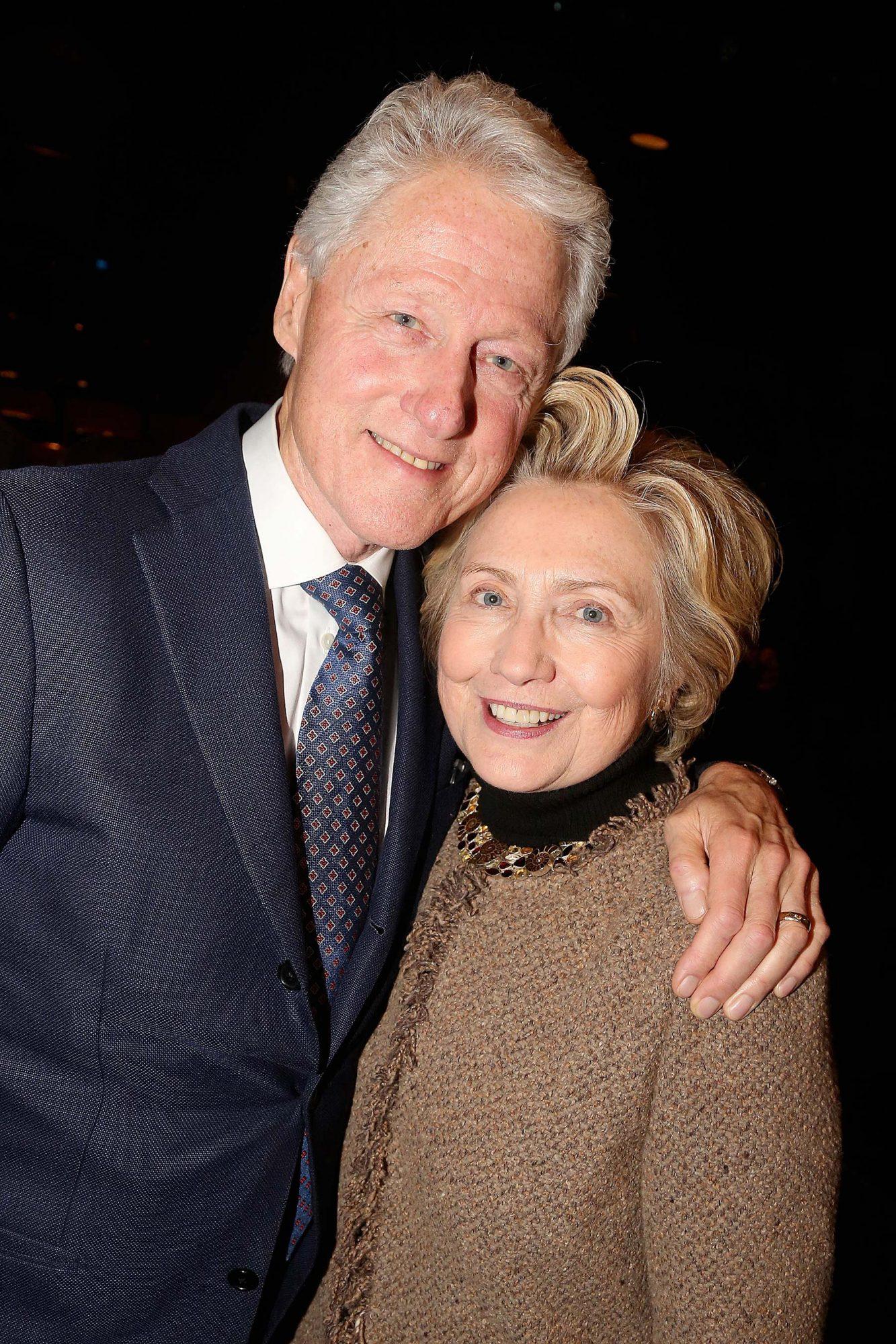 Hillary Clinton on Broaday