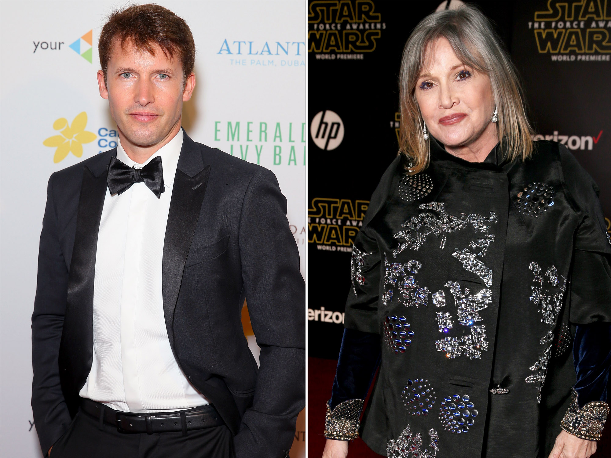 james-blunt-carrie-fisher