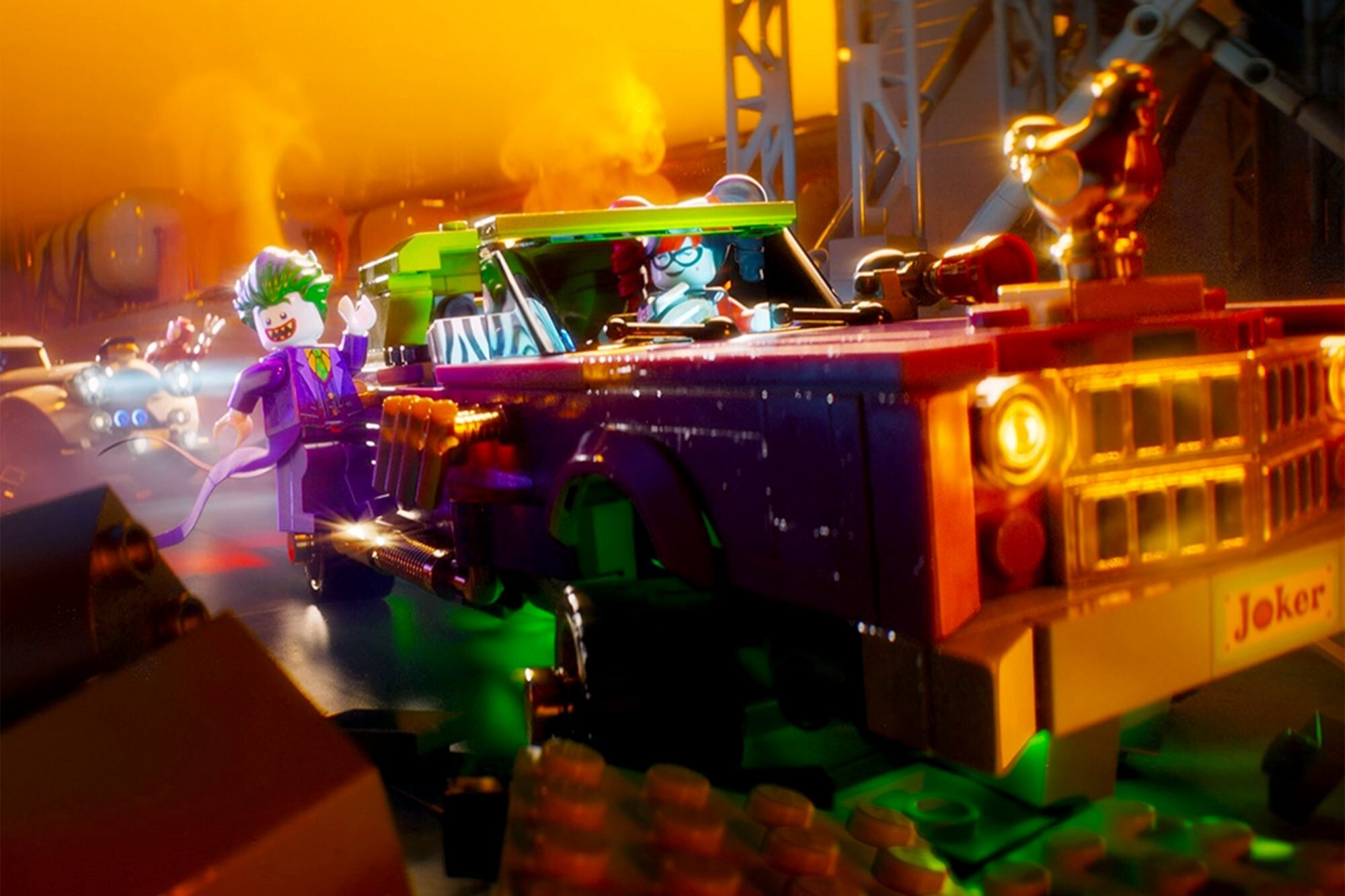Lego Batman Director Answers Burning Questions Ew Com