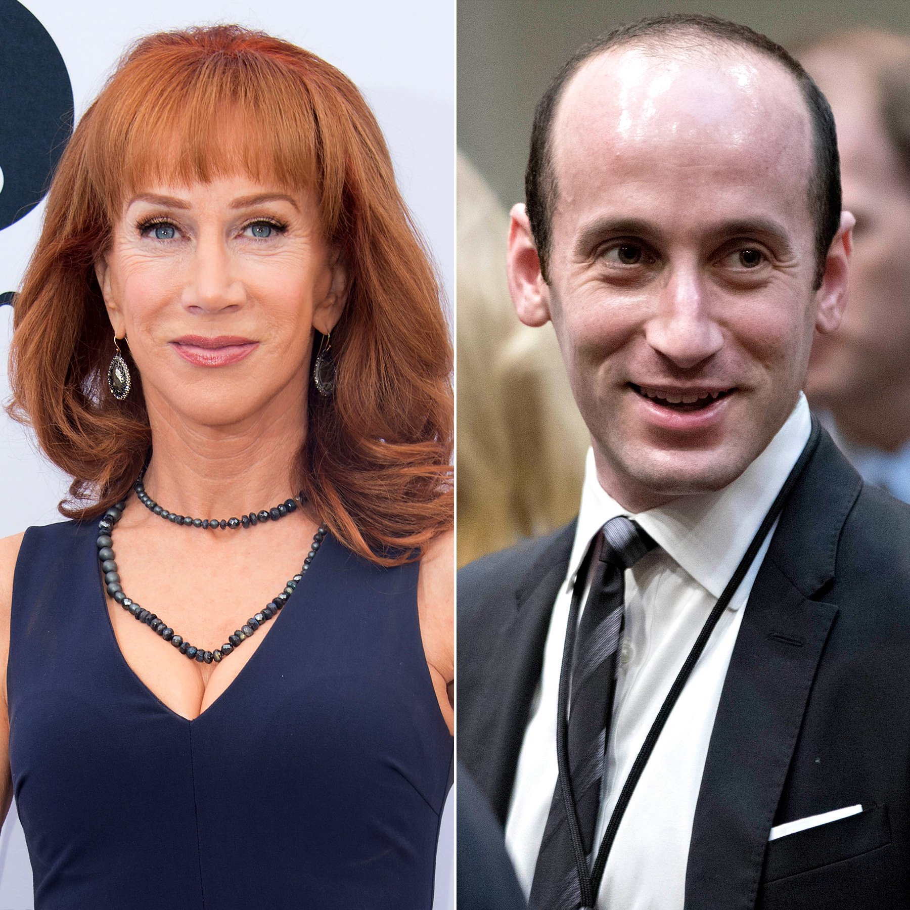 Kathy Griffin will play Stephen Miller on SNL