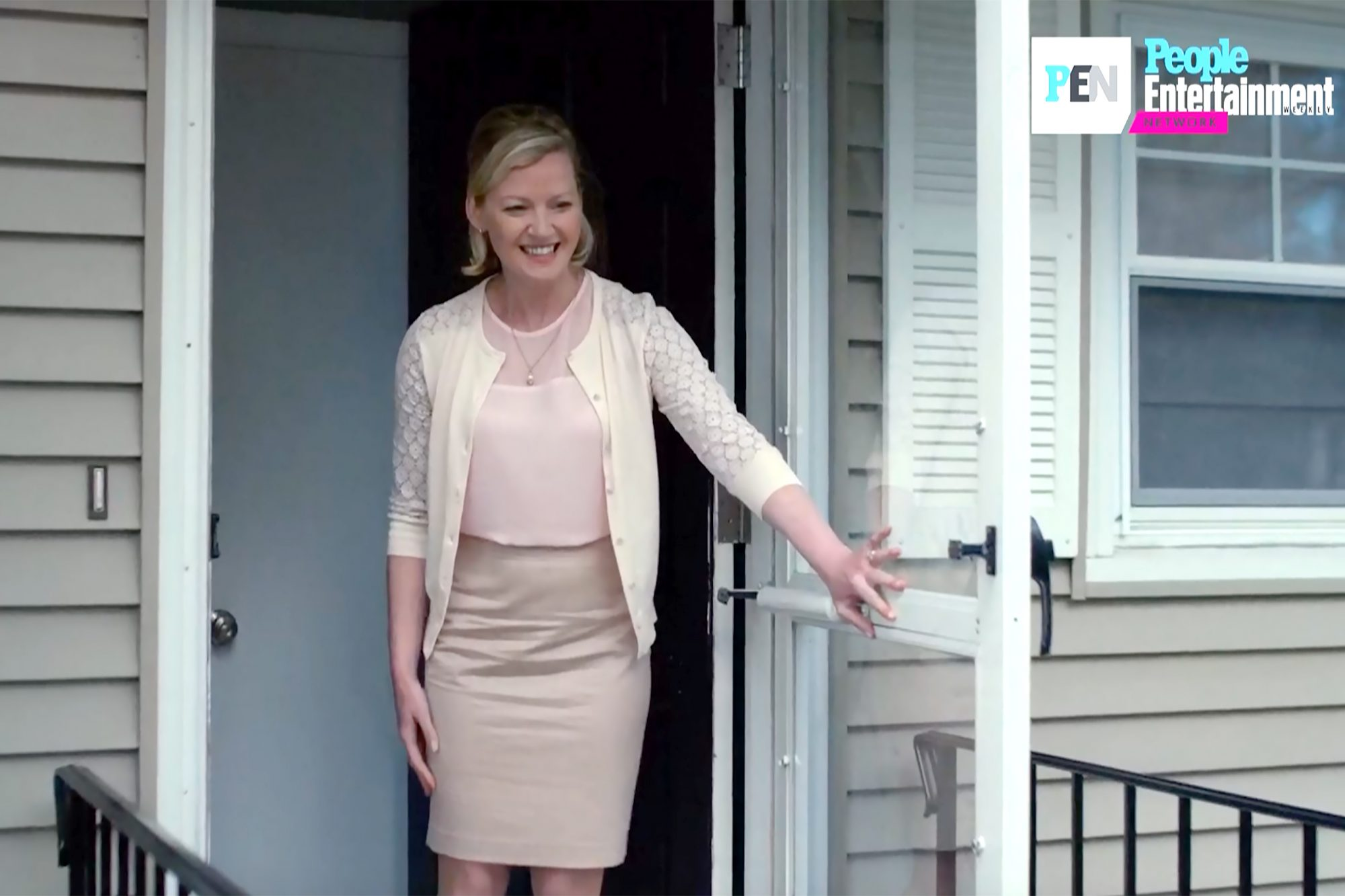Gretchen Mol in Manchester by the Sea