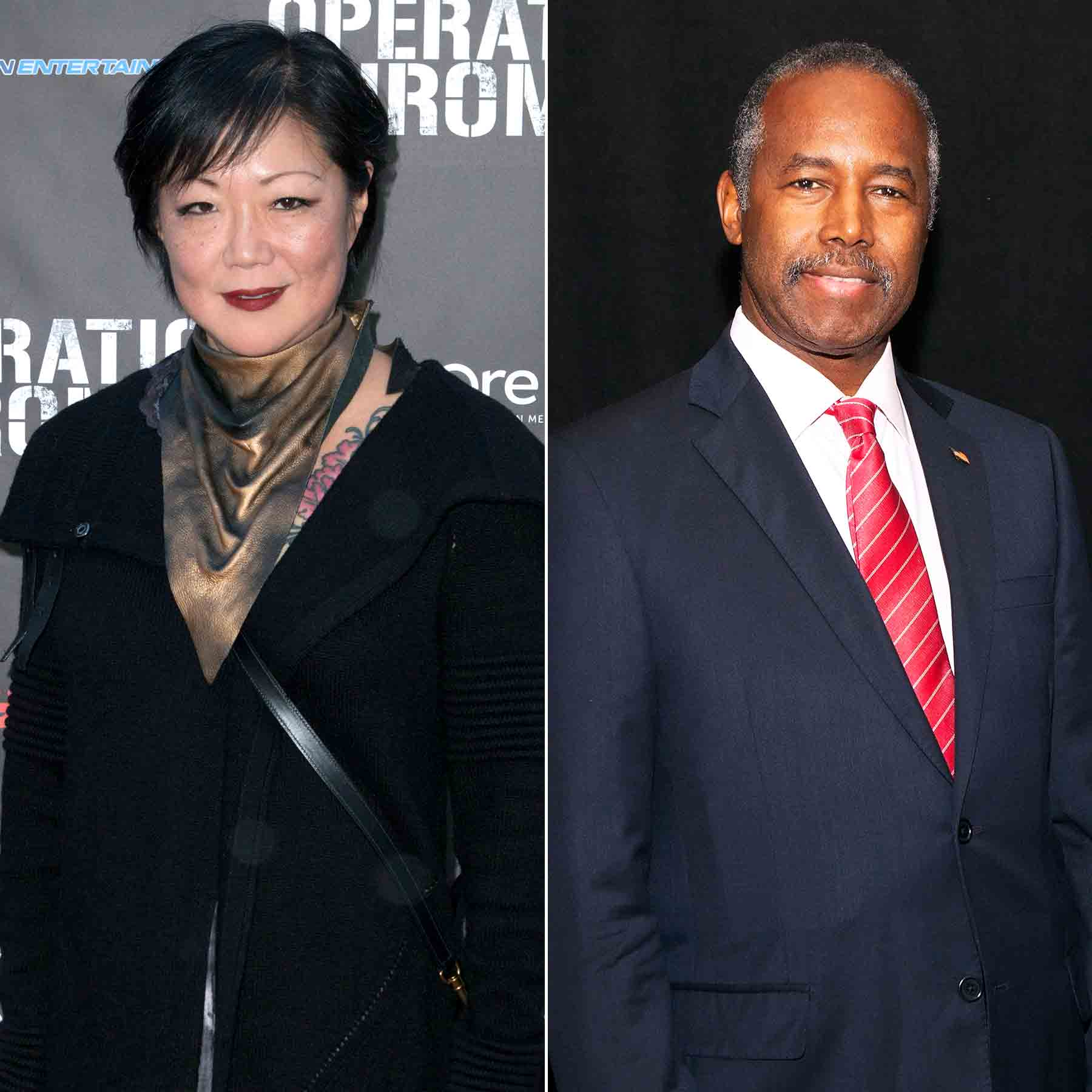 Margaret Cho will play Ben Carson on SNL