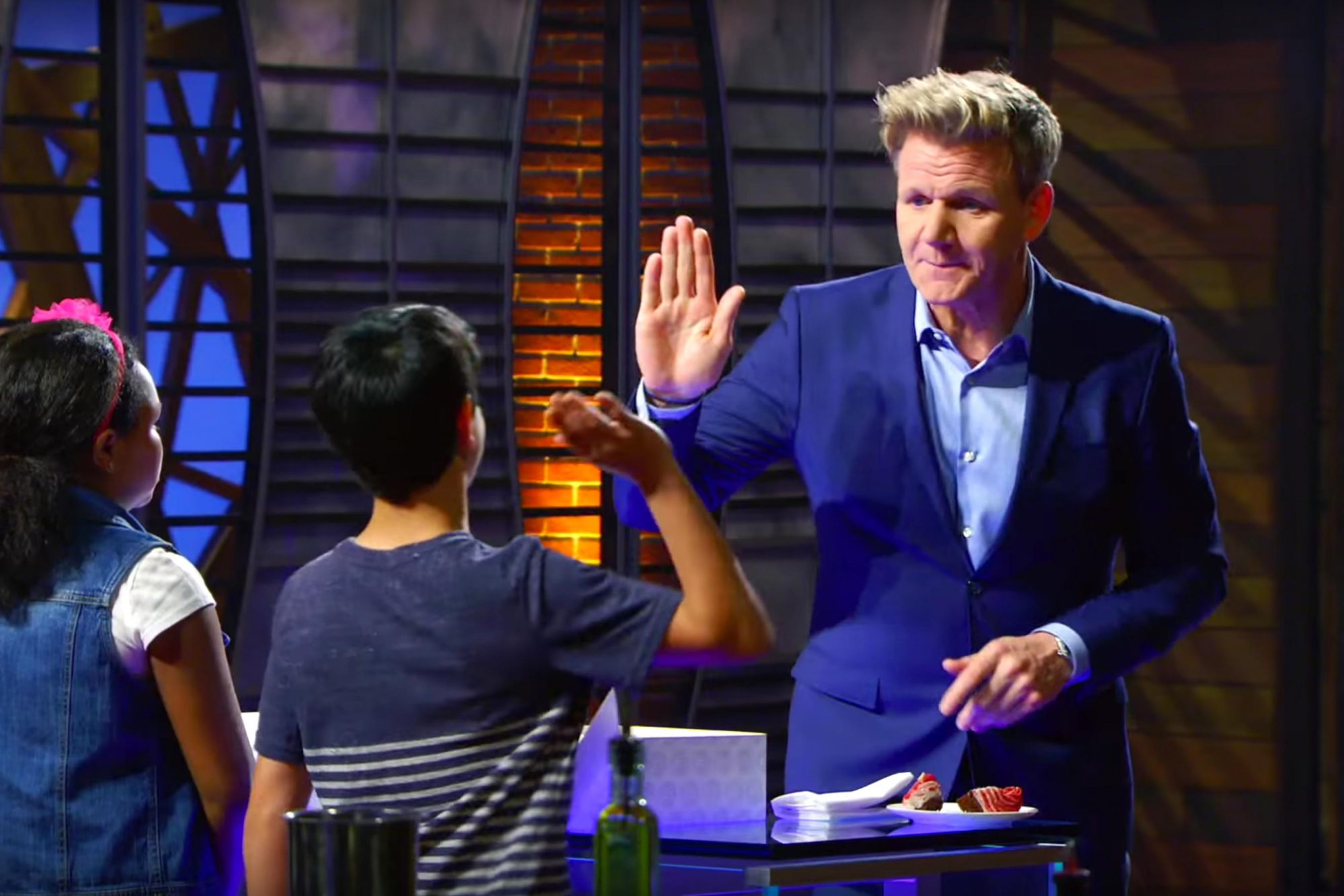 Every Young Chef's Dream | Season 5 | MASTERCHEF JUNIOR (screen grab) CR: FOX