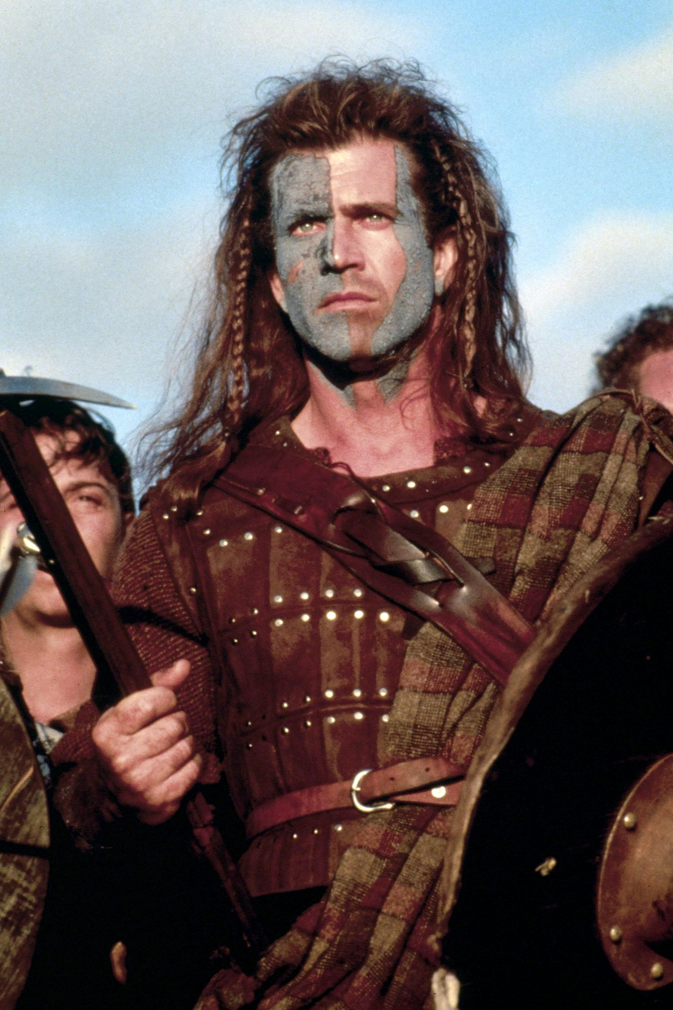 BRAVEHEART, Mel Gibson, 1995. TM and Copyright © 20th Century Fox Film Corp. All rights reserved. Co