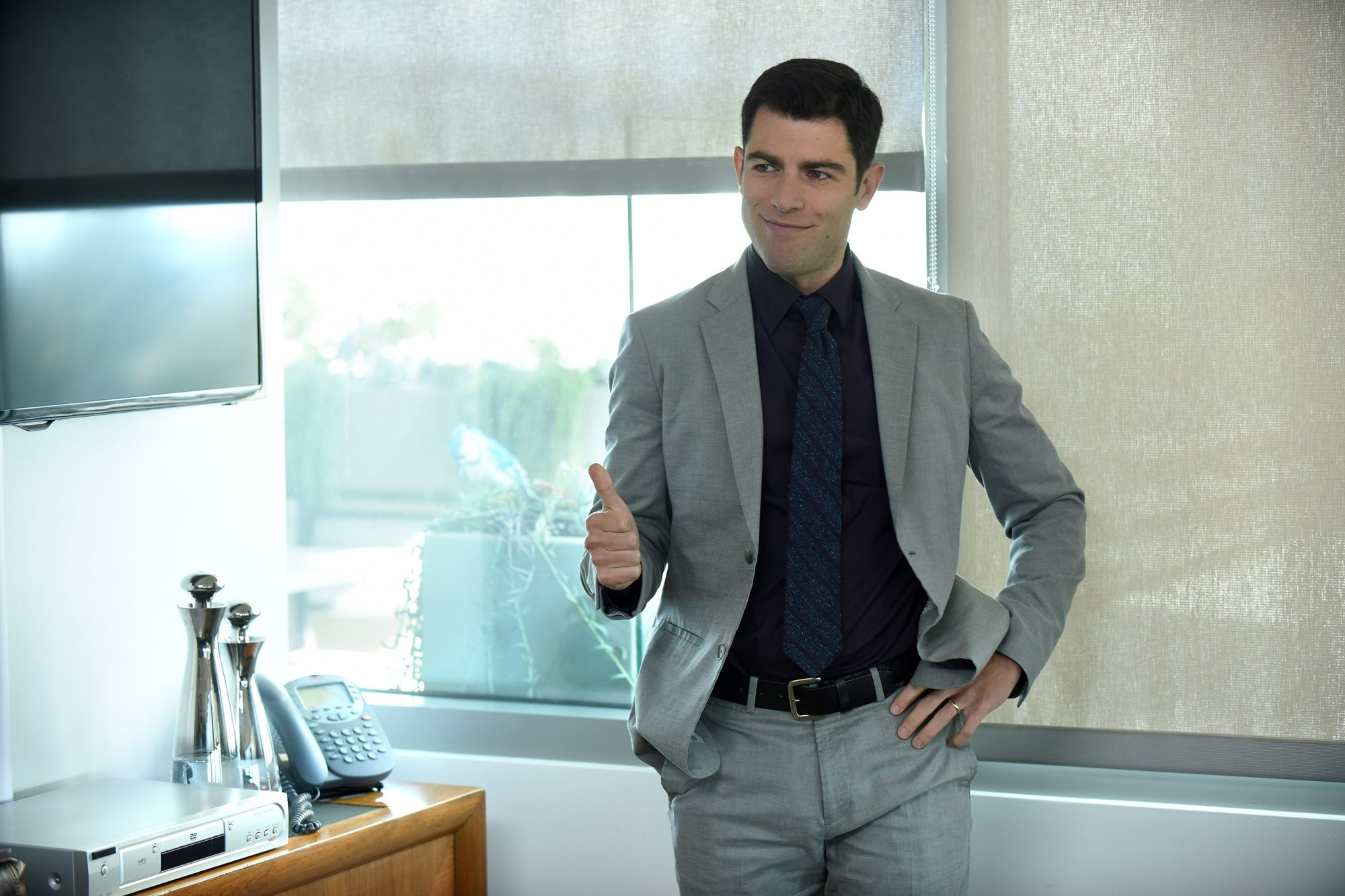 Max Greenfield as Schmidt