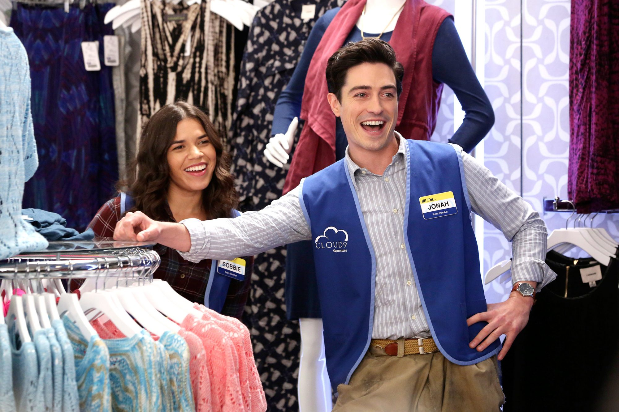 """SUPERSTORE -- """"Lost and Found"""""""