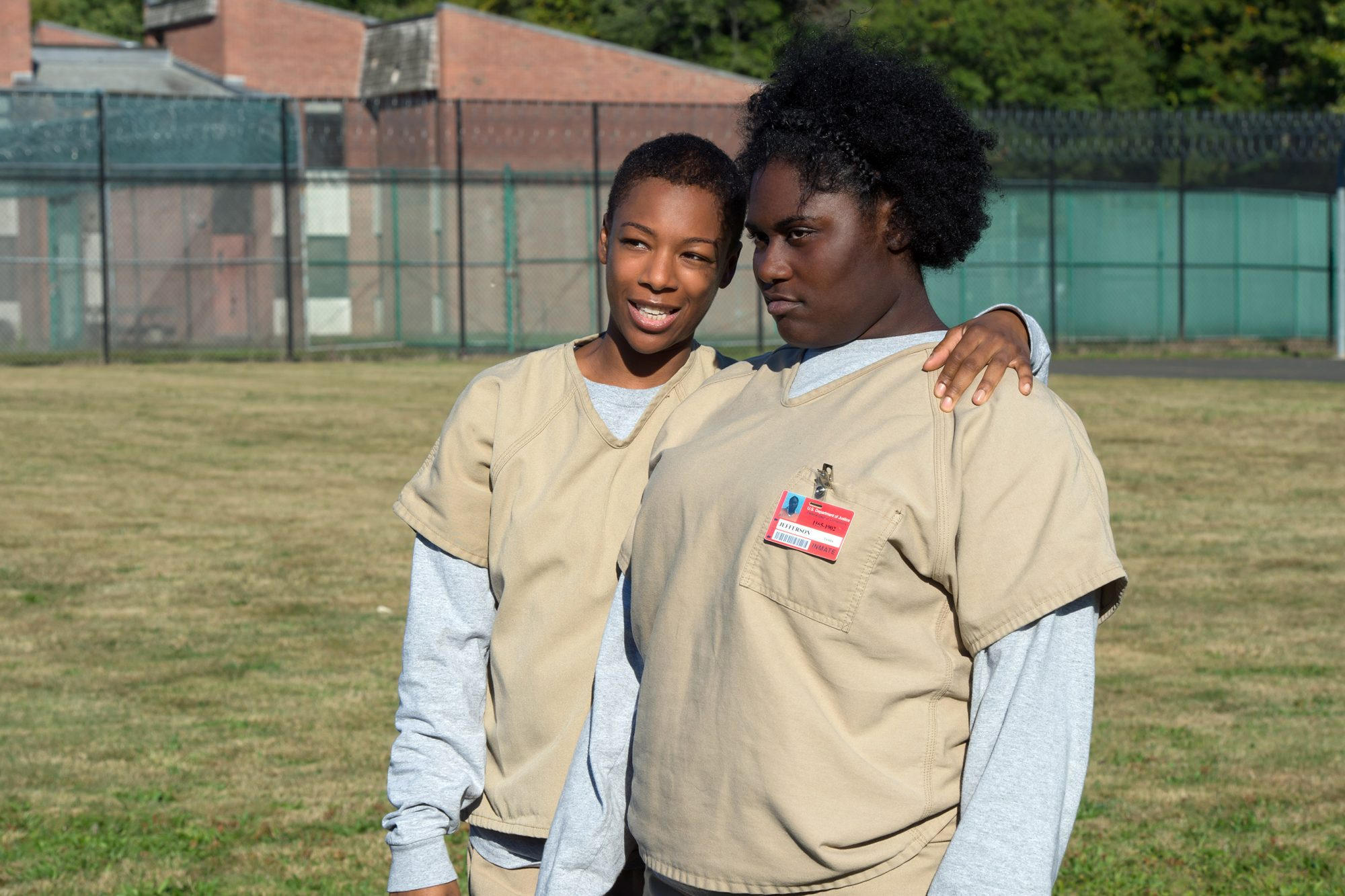 Taystee and Poussey (Orange Is the New Black)