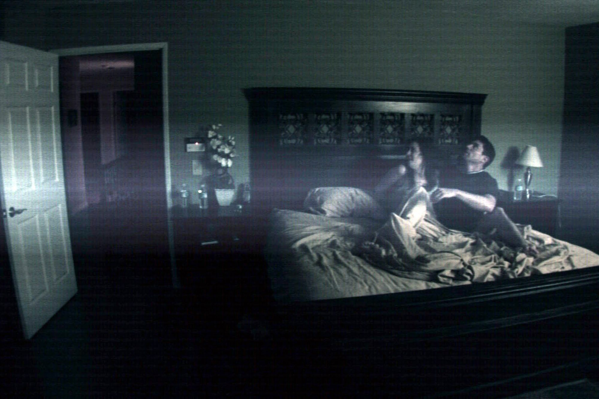 Paranormal Activity 1st movie