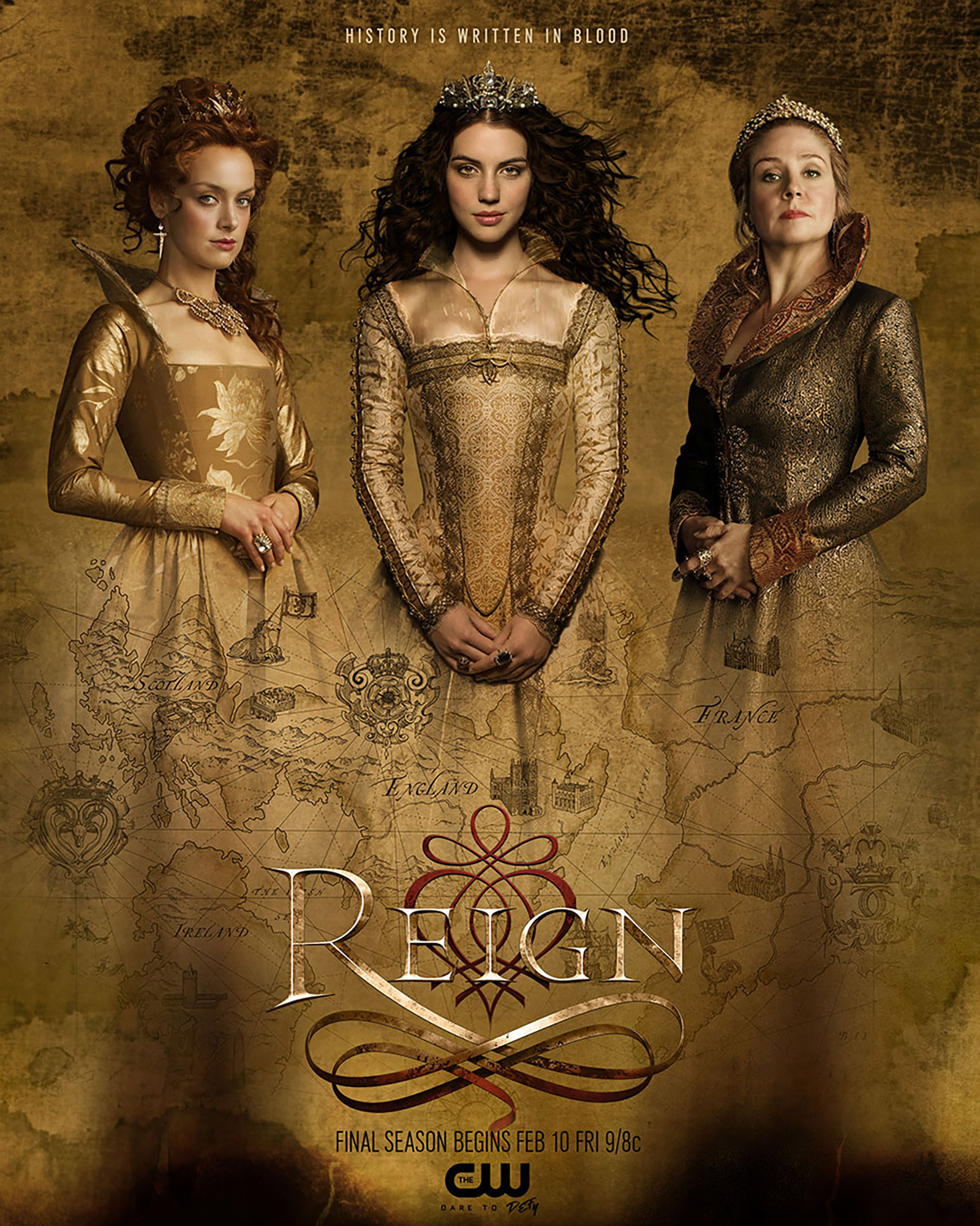 Reign Season 4 Poster
