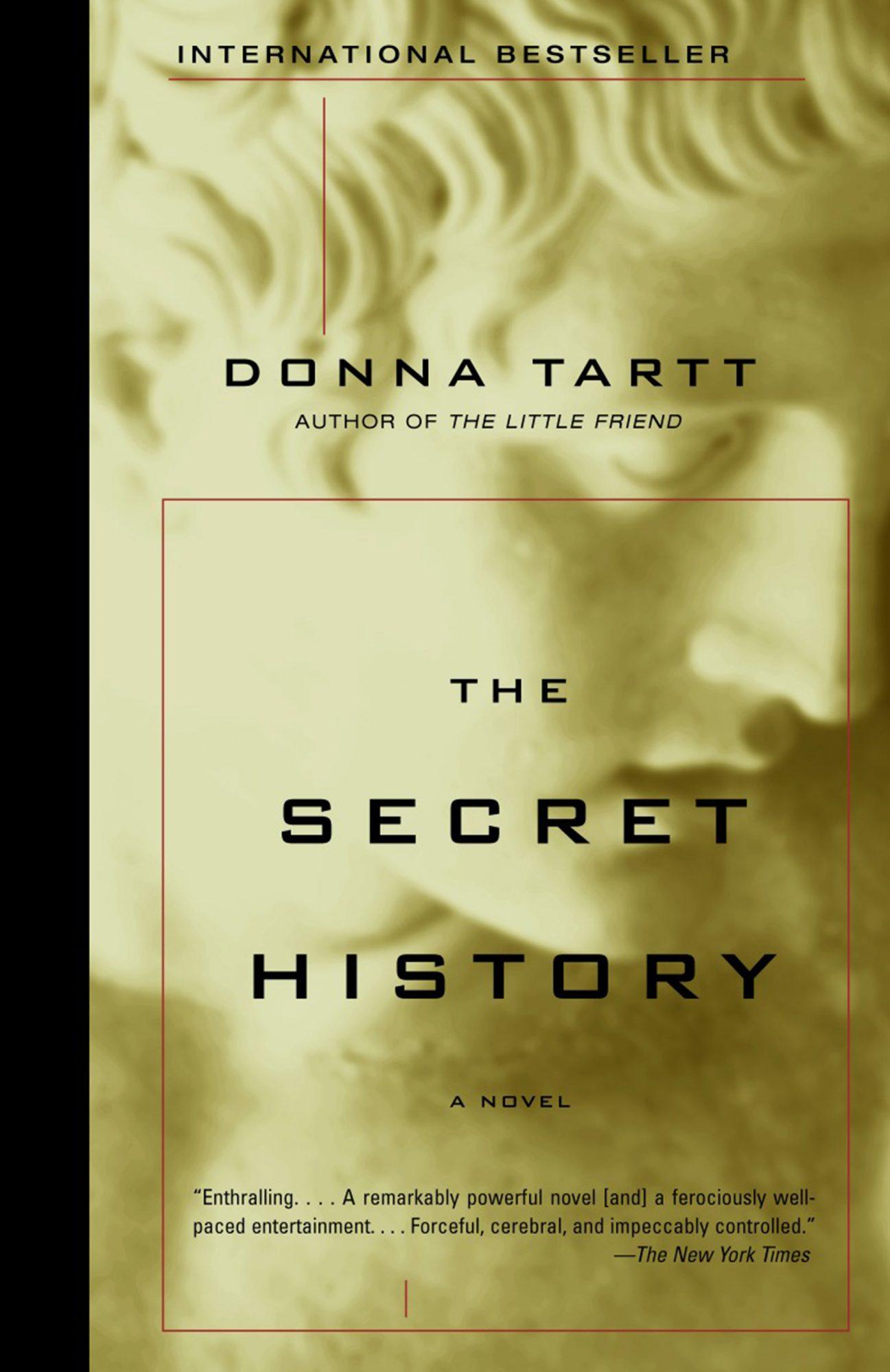 The Secret History  (4/13/04)Donna Tartt