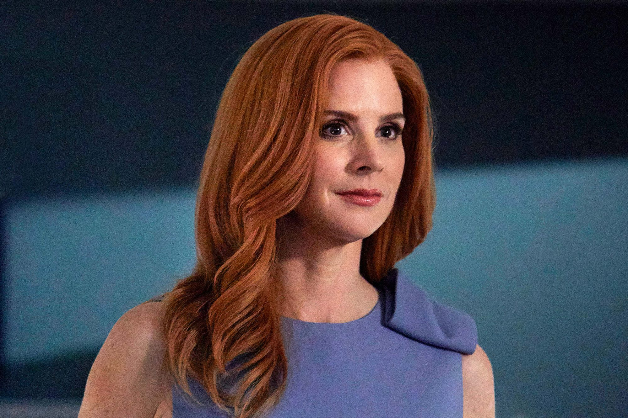 Sarah Rafferty as Donna Paulsen