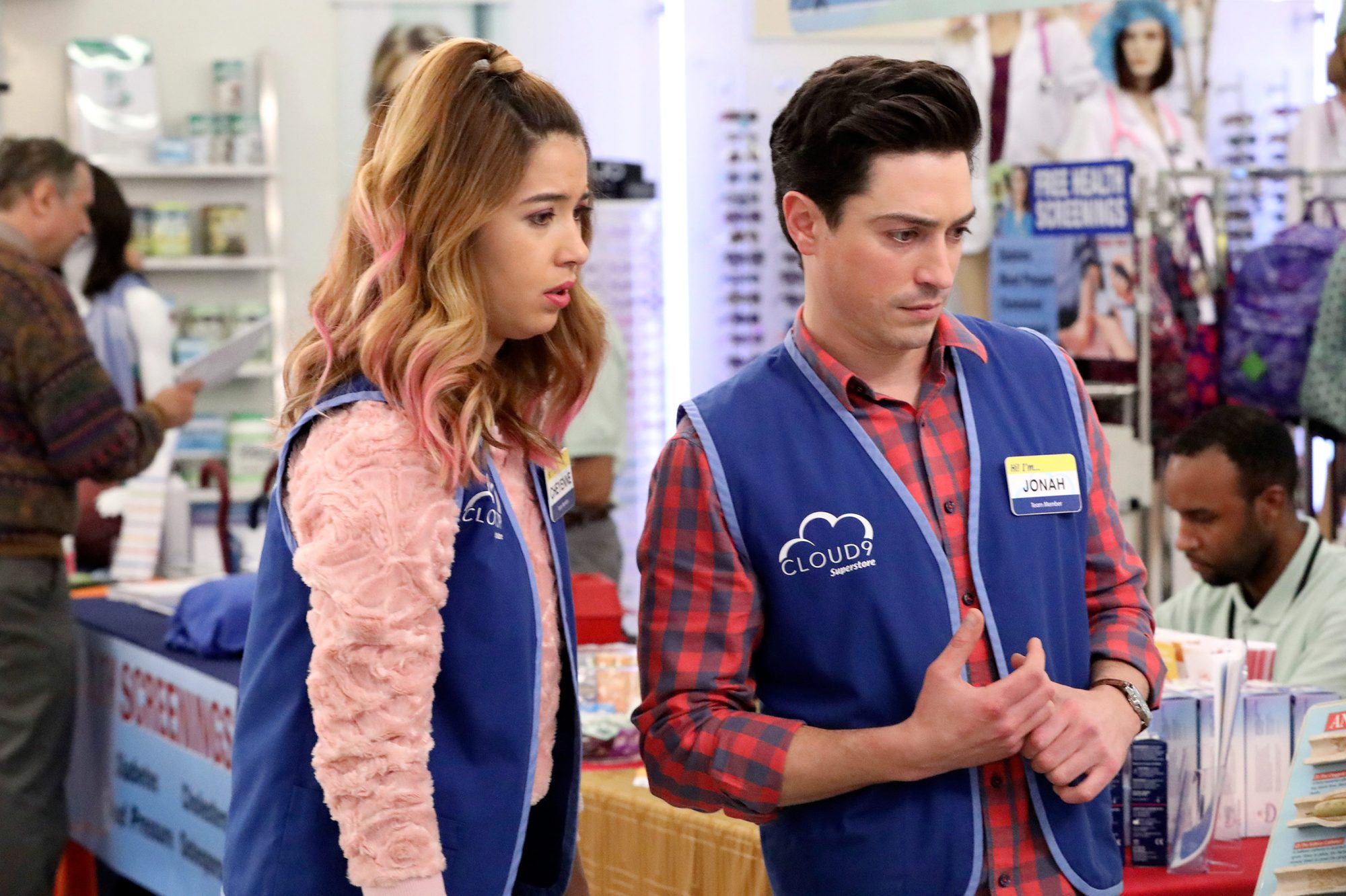 "SUPERSTORE -- ""Wellness Fair"""
