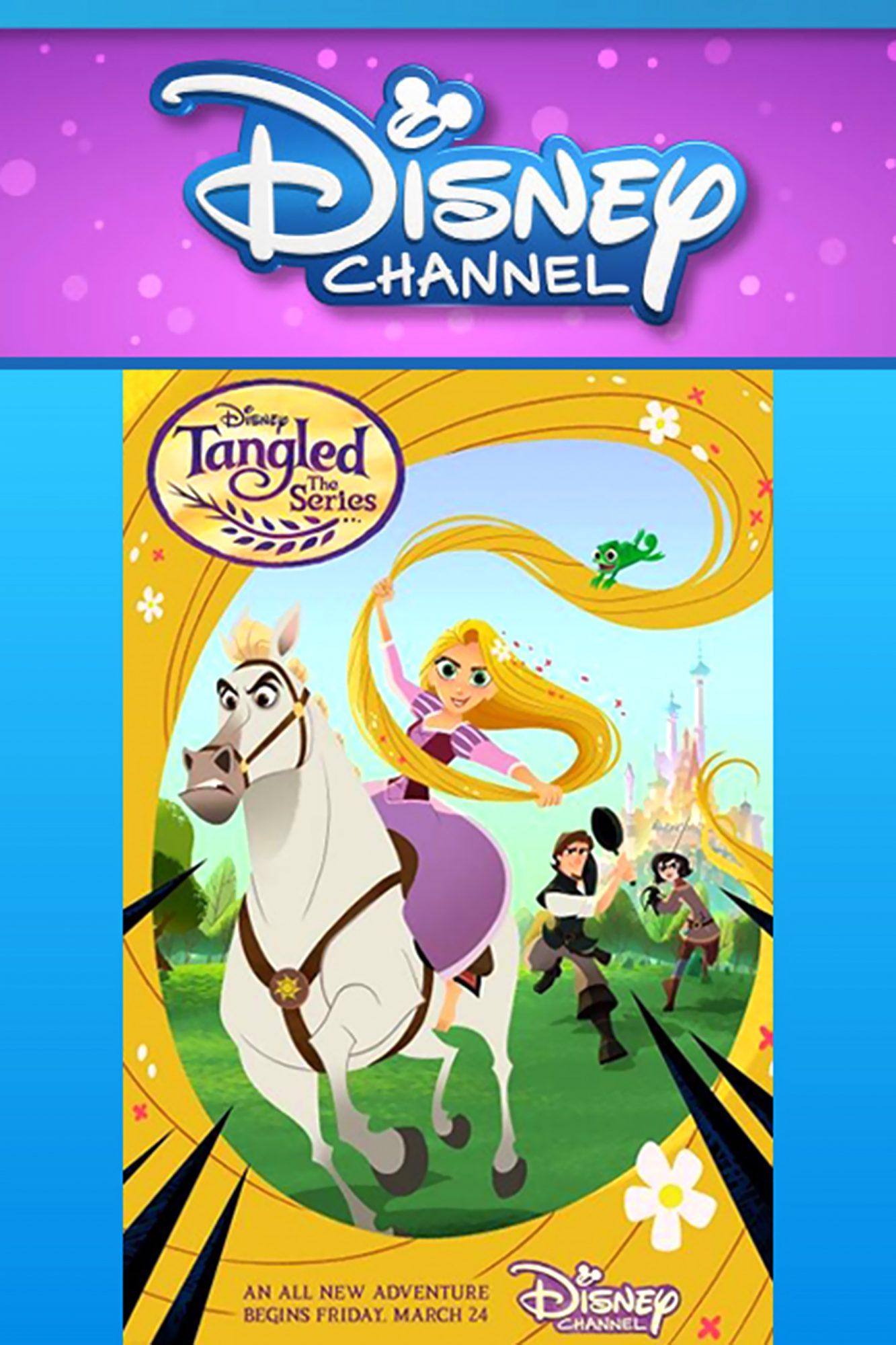 Tangled tv series