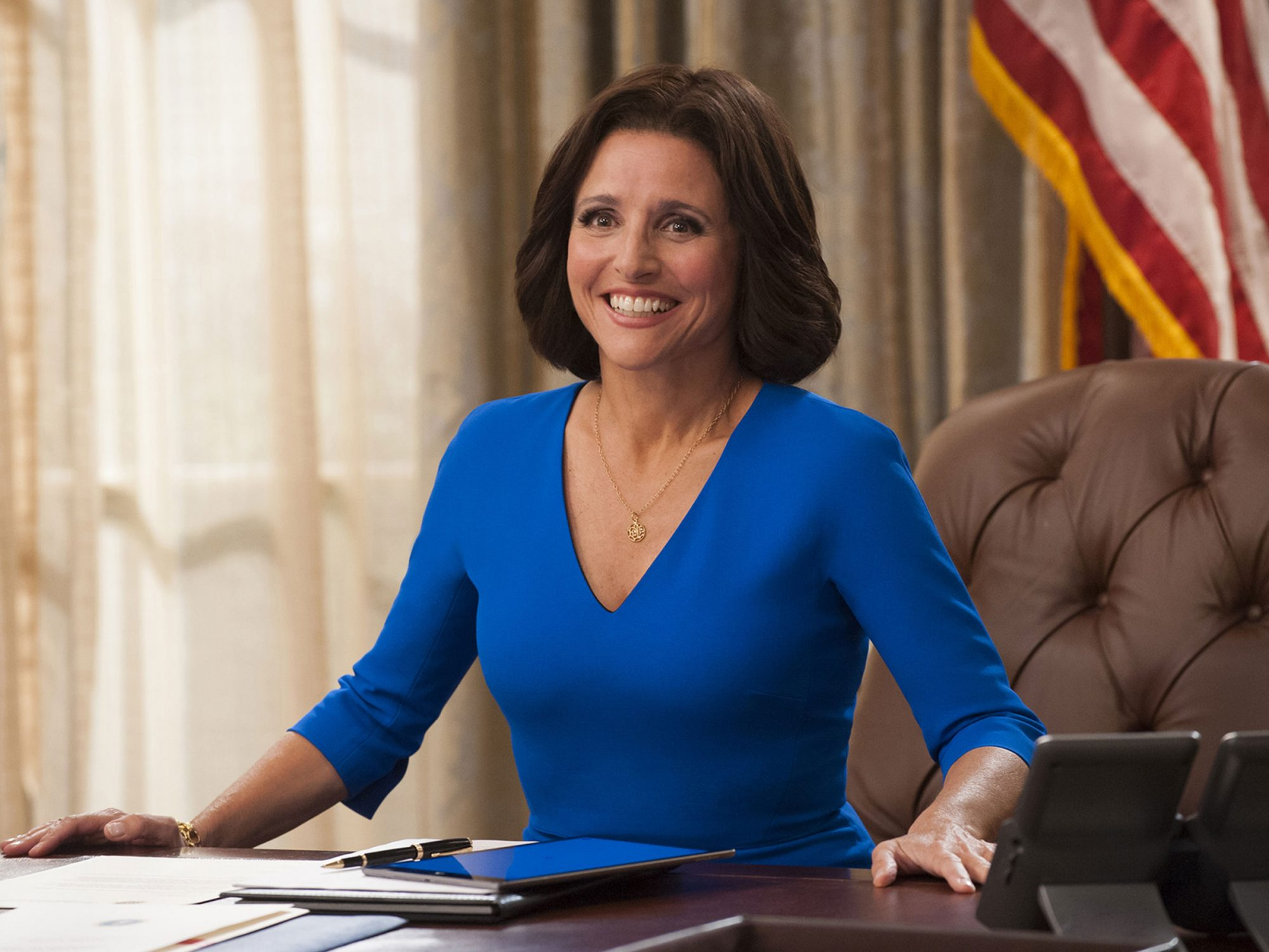 VeepSeason 5, Episode 2 - May, 1, 2016Julia Louis-Dreyfus